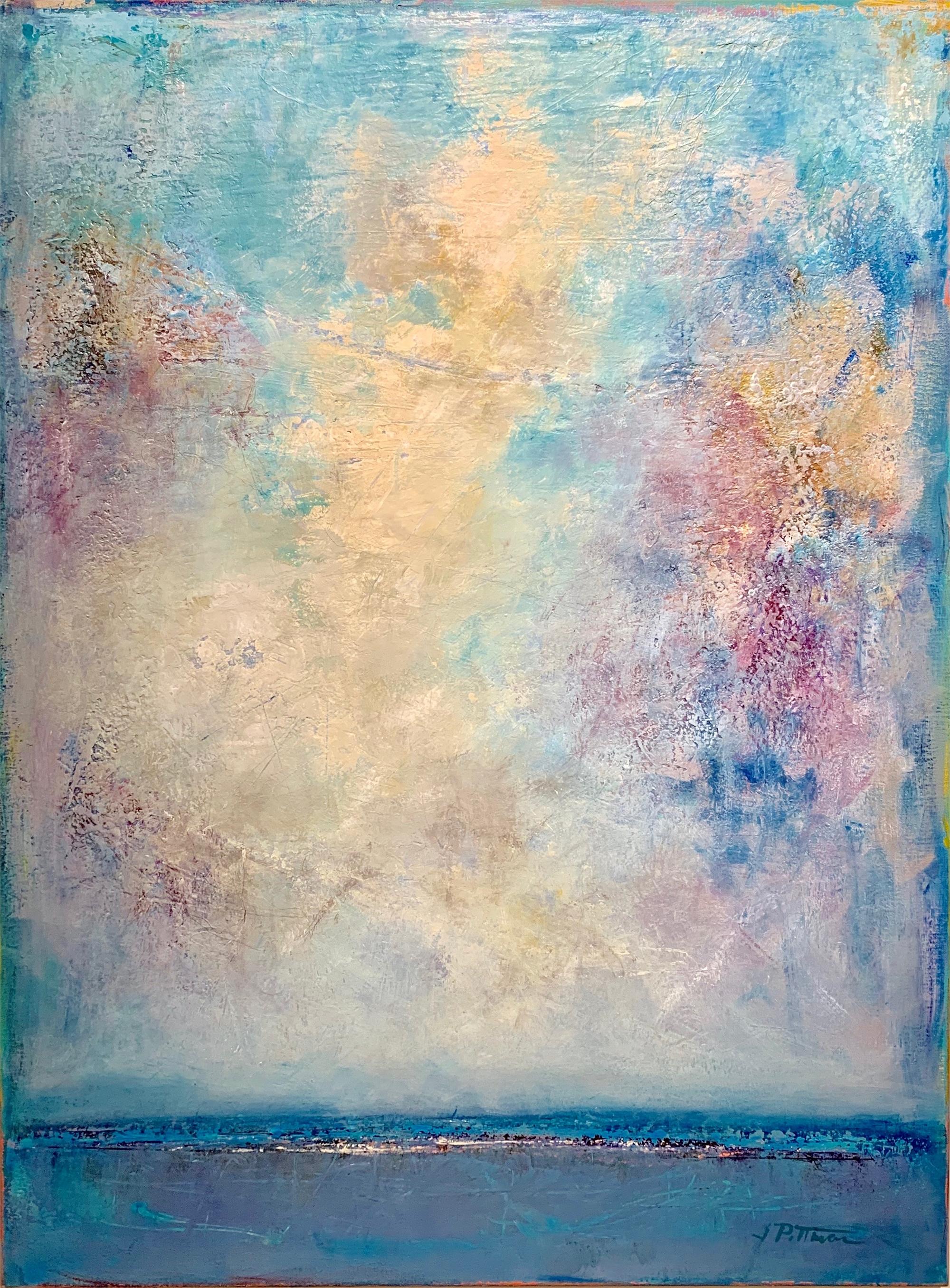 Sea Clouds by Jim Pittman