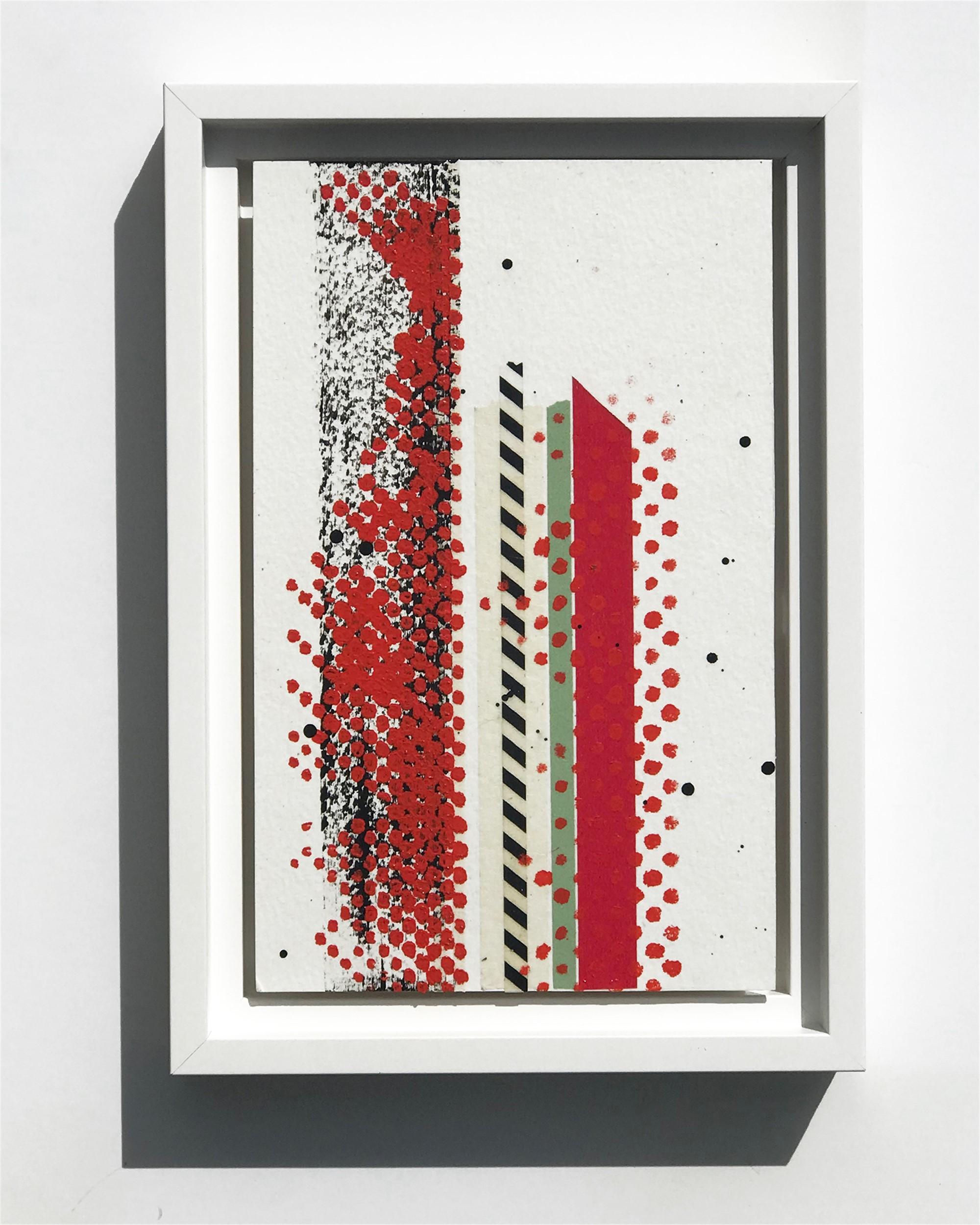 Towers, Study No.42 by Nina Tichava