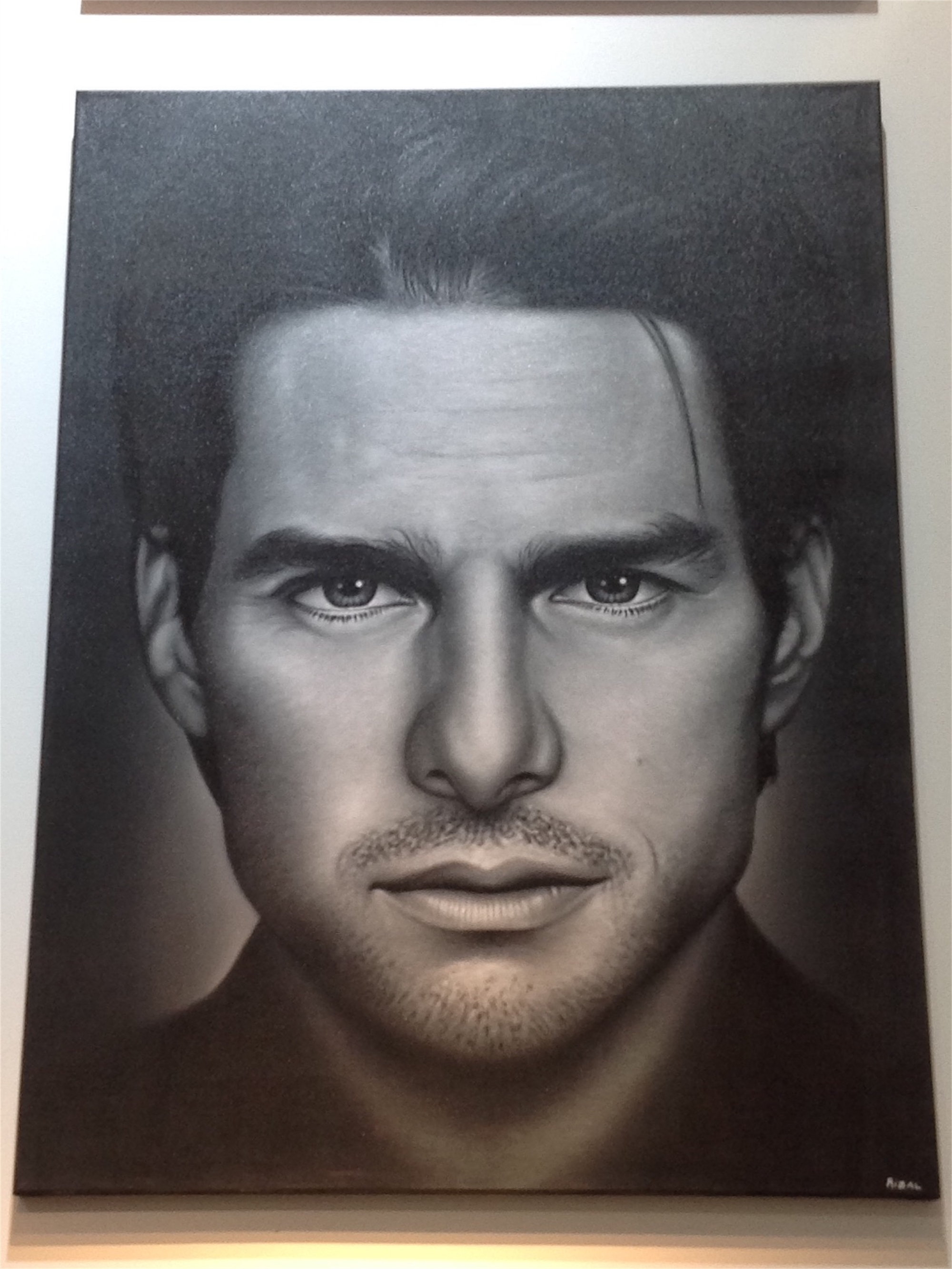 """Celebrity Series"" Tom Cruise by Ismed Rizal"