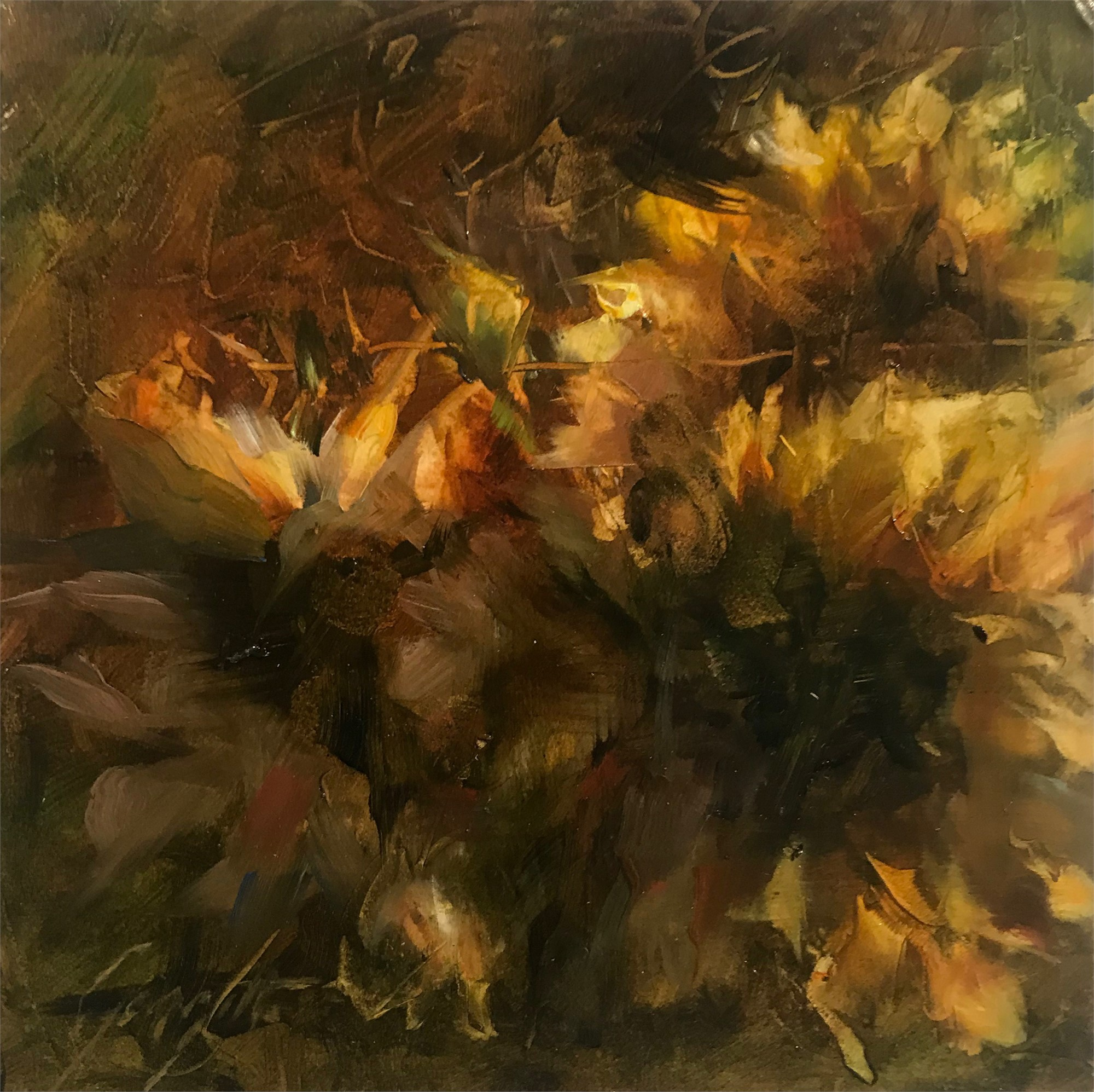 Sunflowers 2 by Ann Gargotto