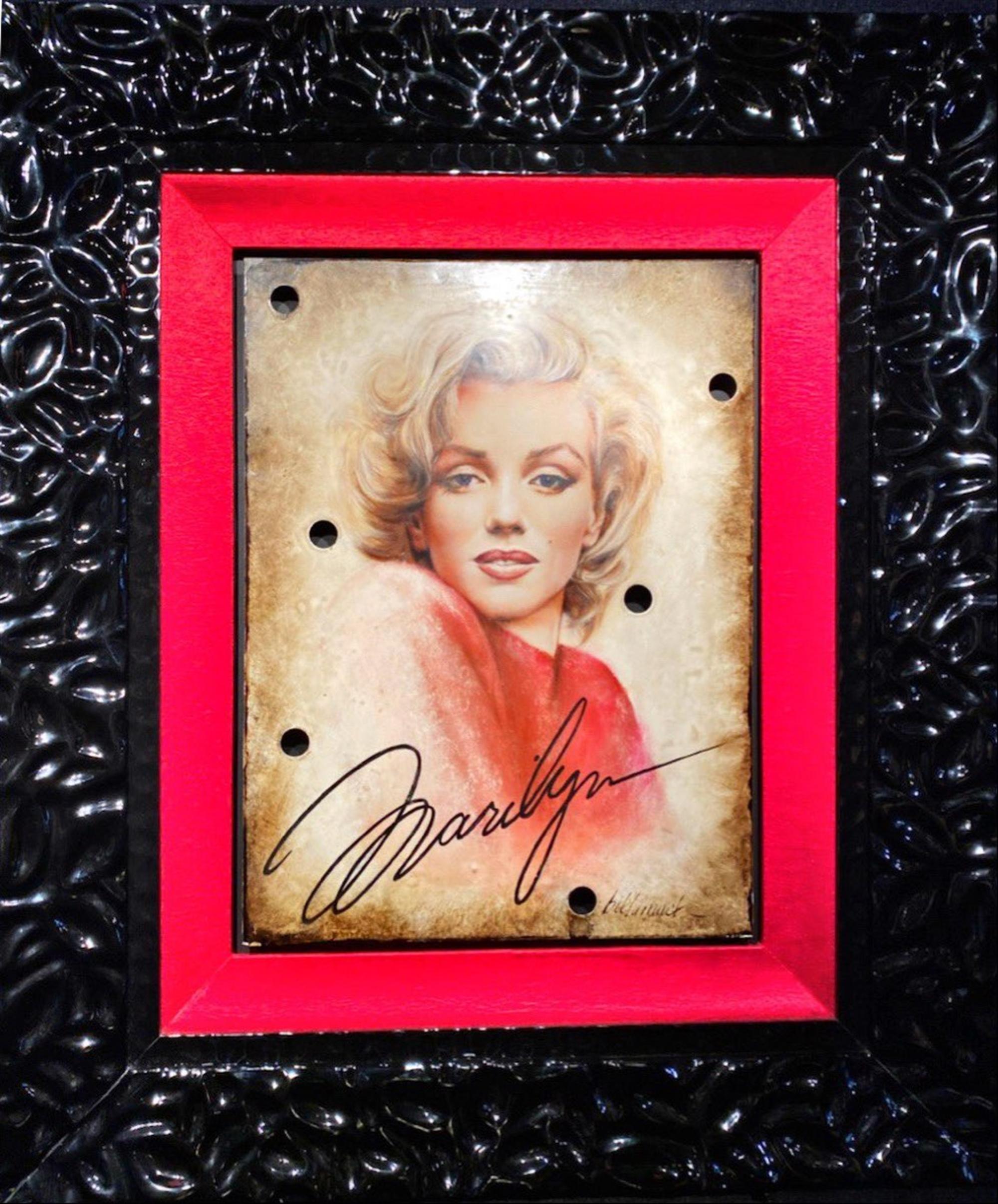 Pink Marilyn by Bill Mack