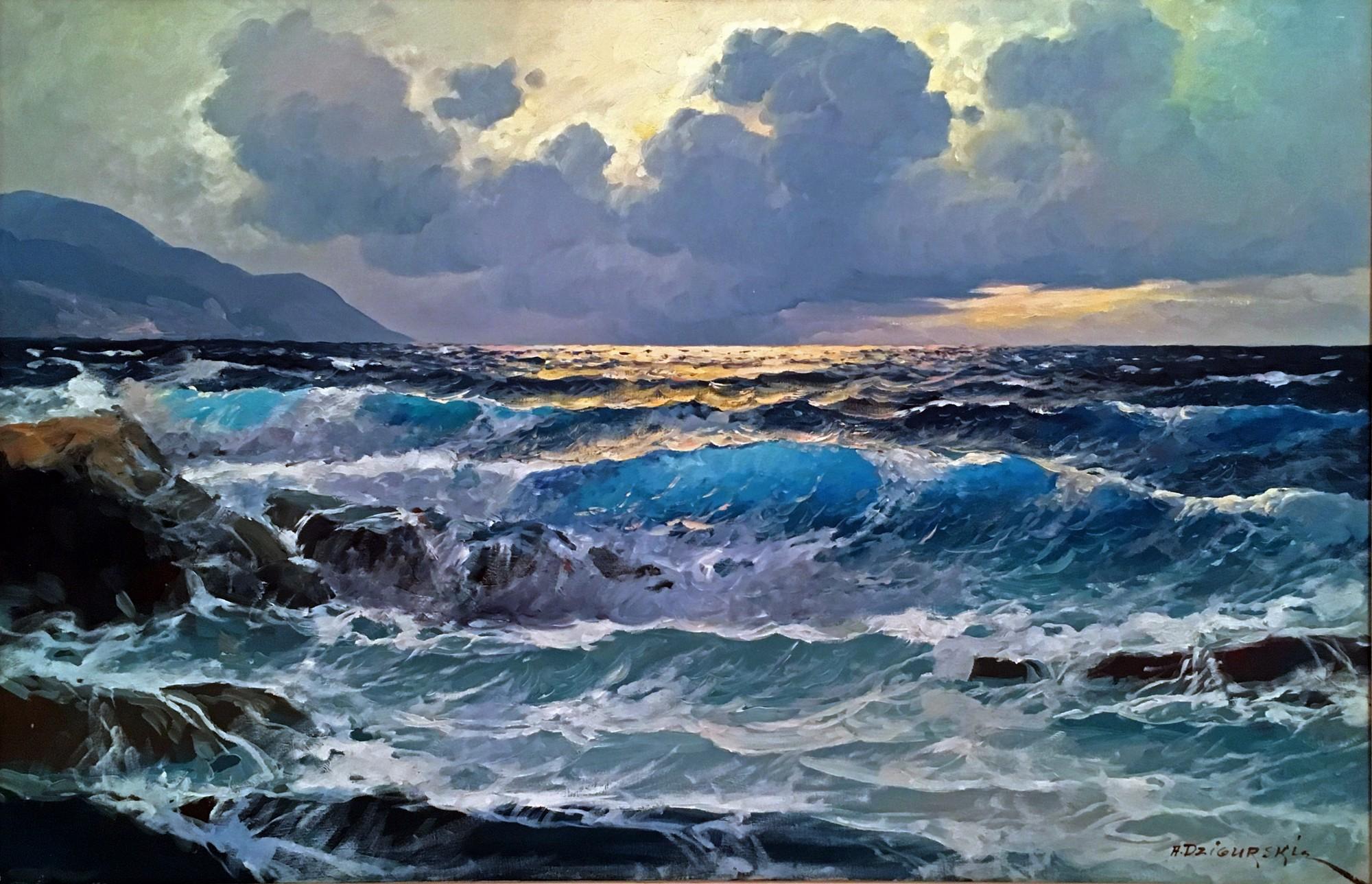 Seascape by DZIGURSKI ll