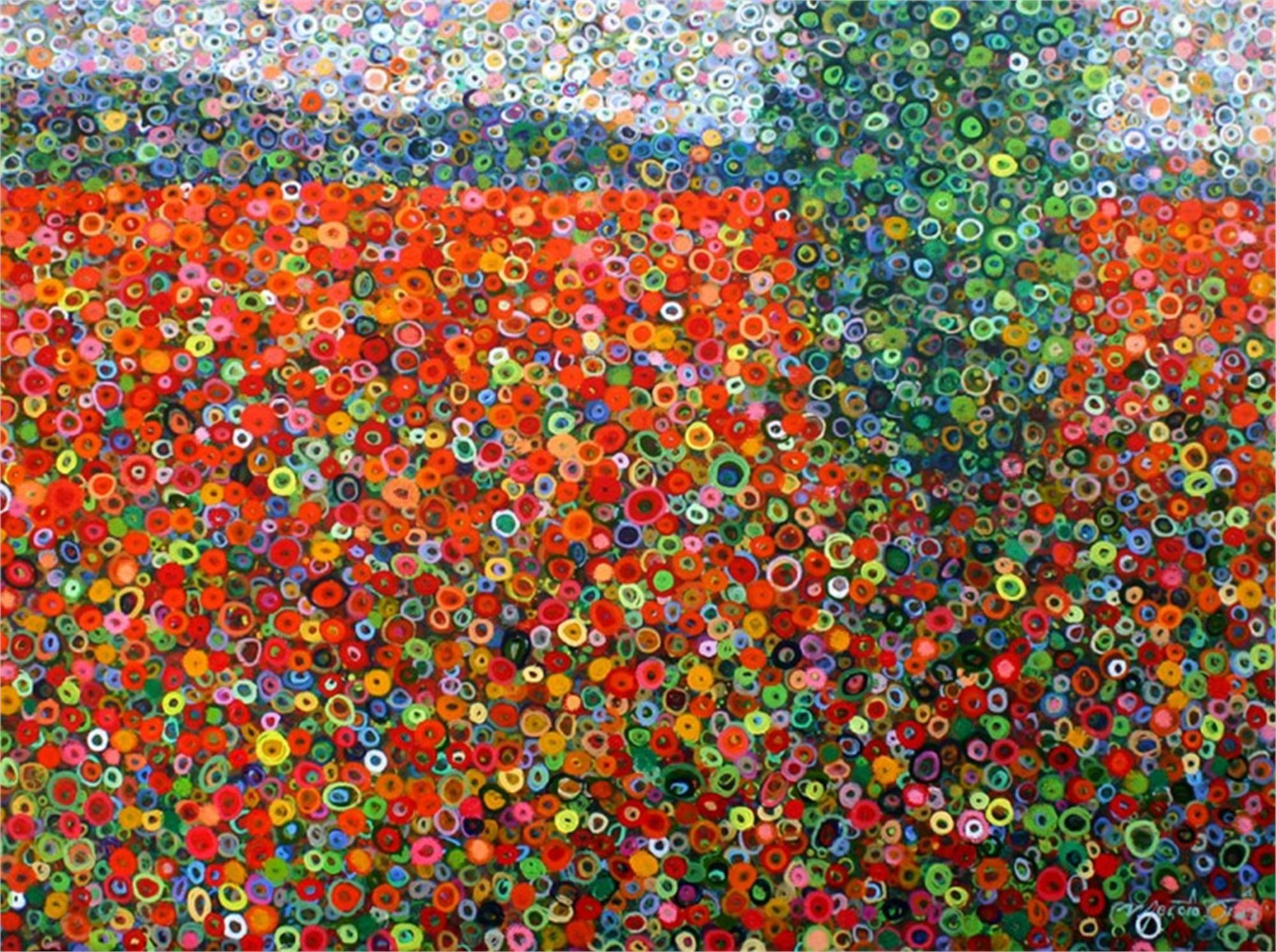 Spring Is in the Air II by Marcio Diaz