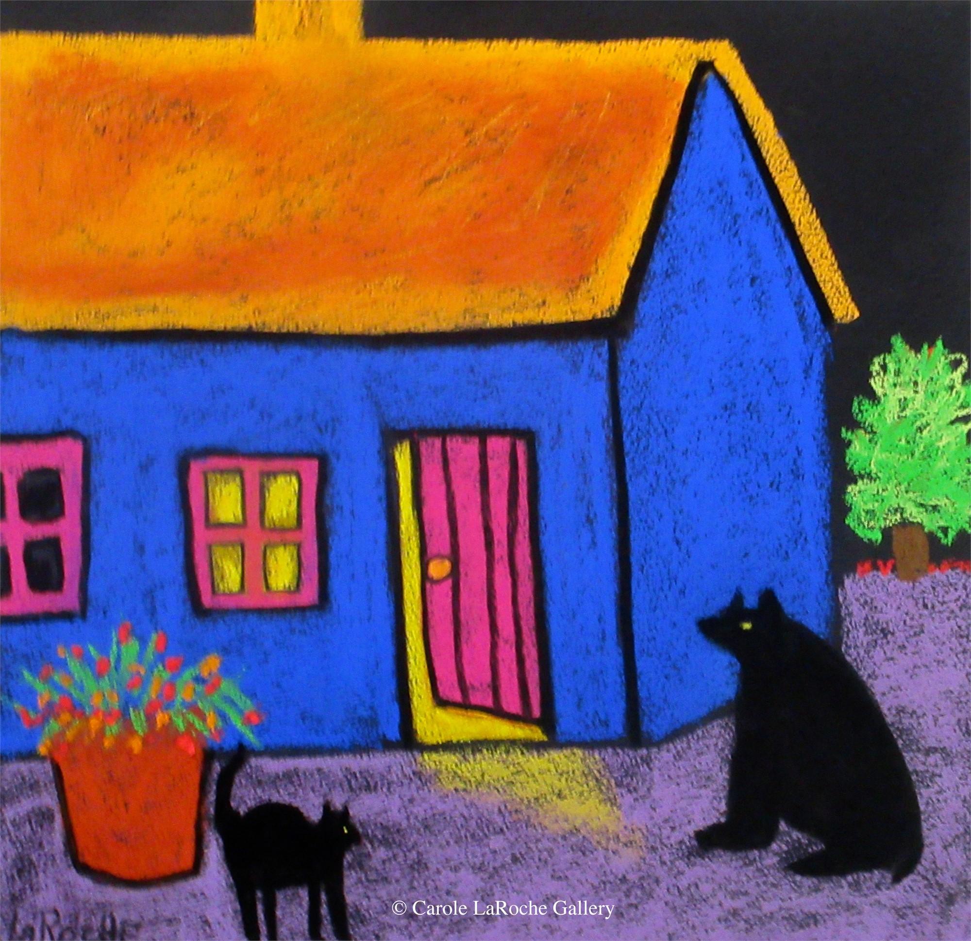 LITTLE HOUSE by Carole LaRoche