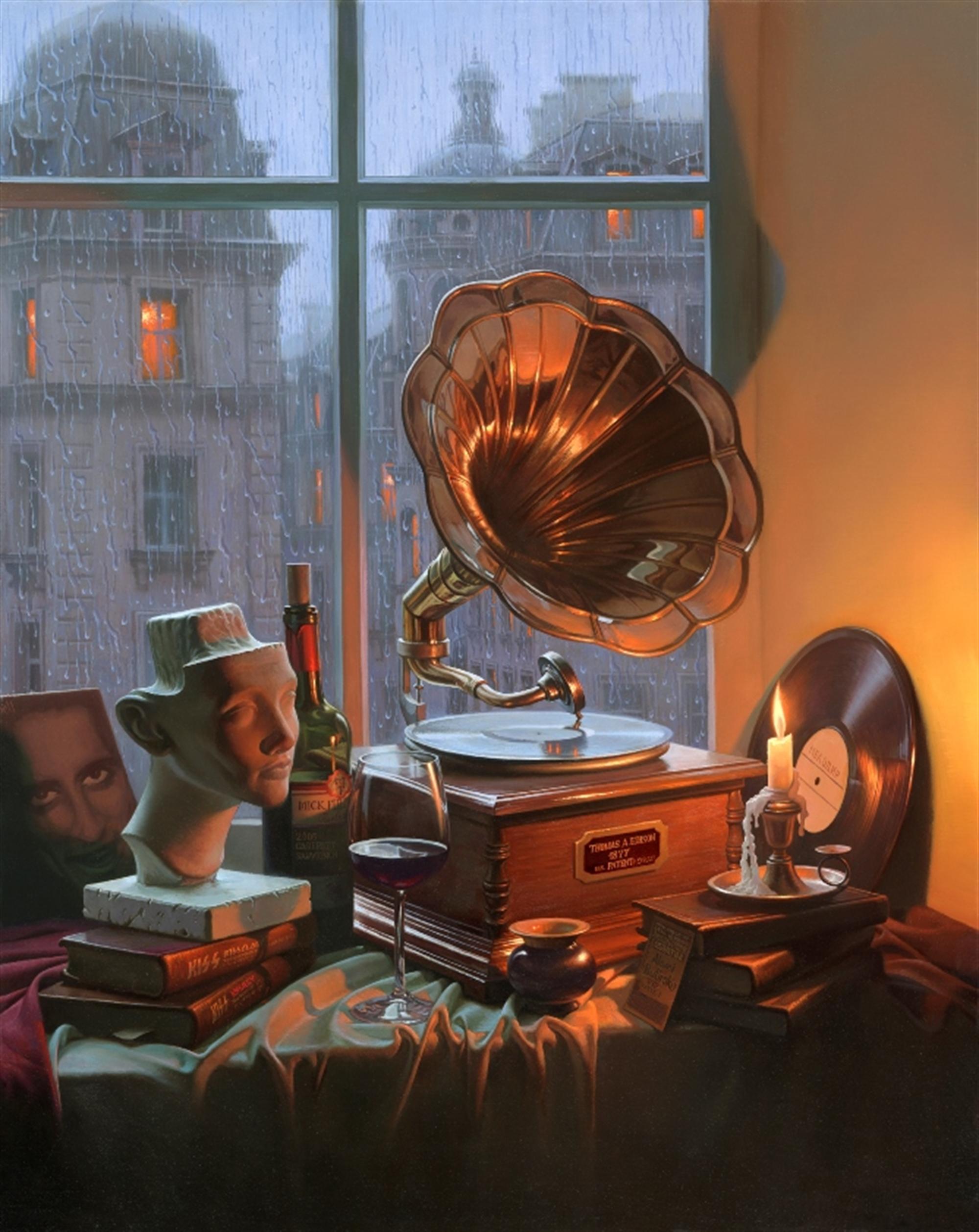 Solid Rock by Alexei Butirskiy