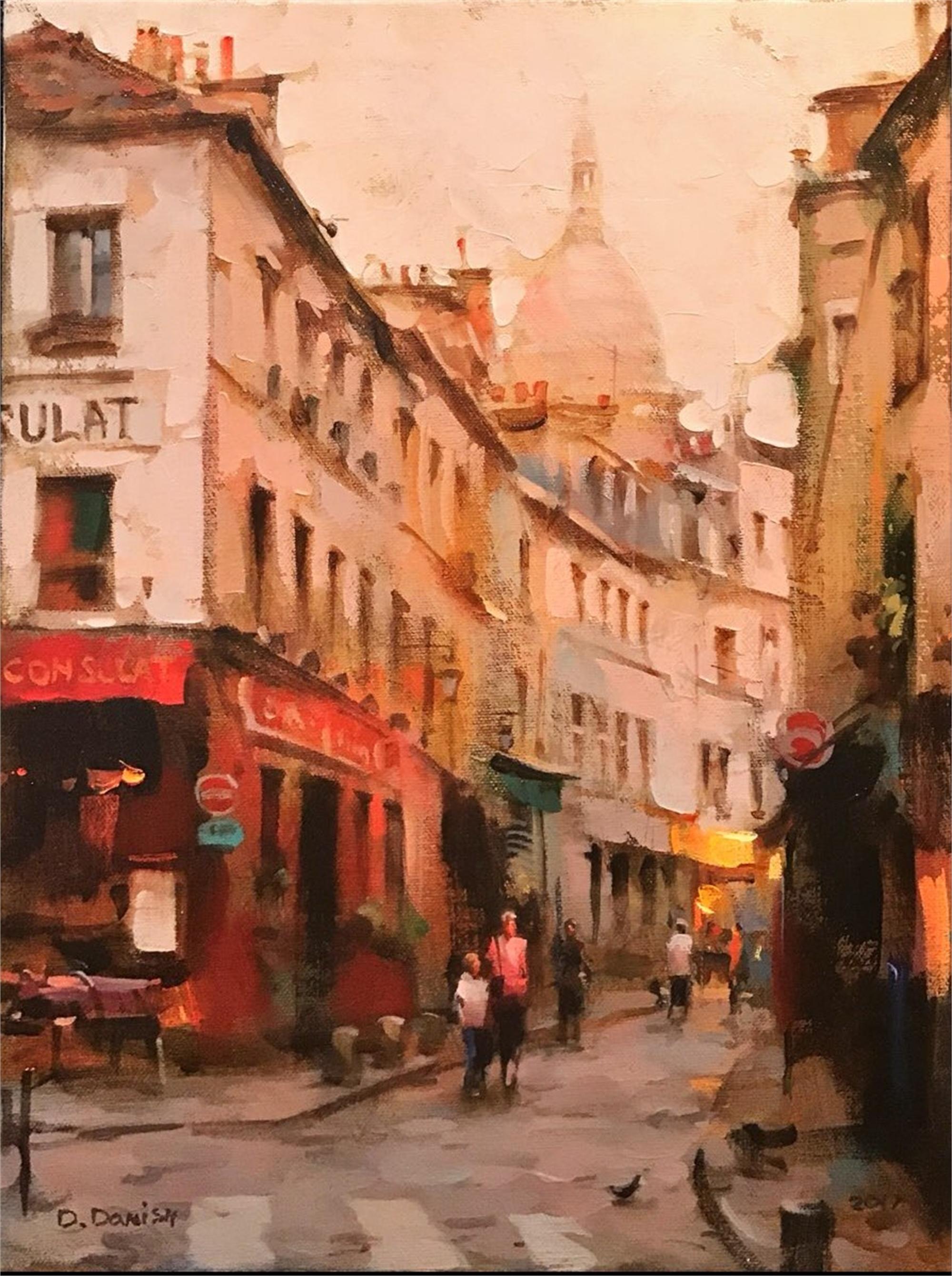 Paris by Dmitri Danish