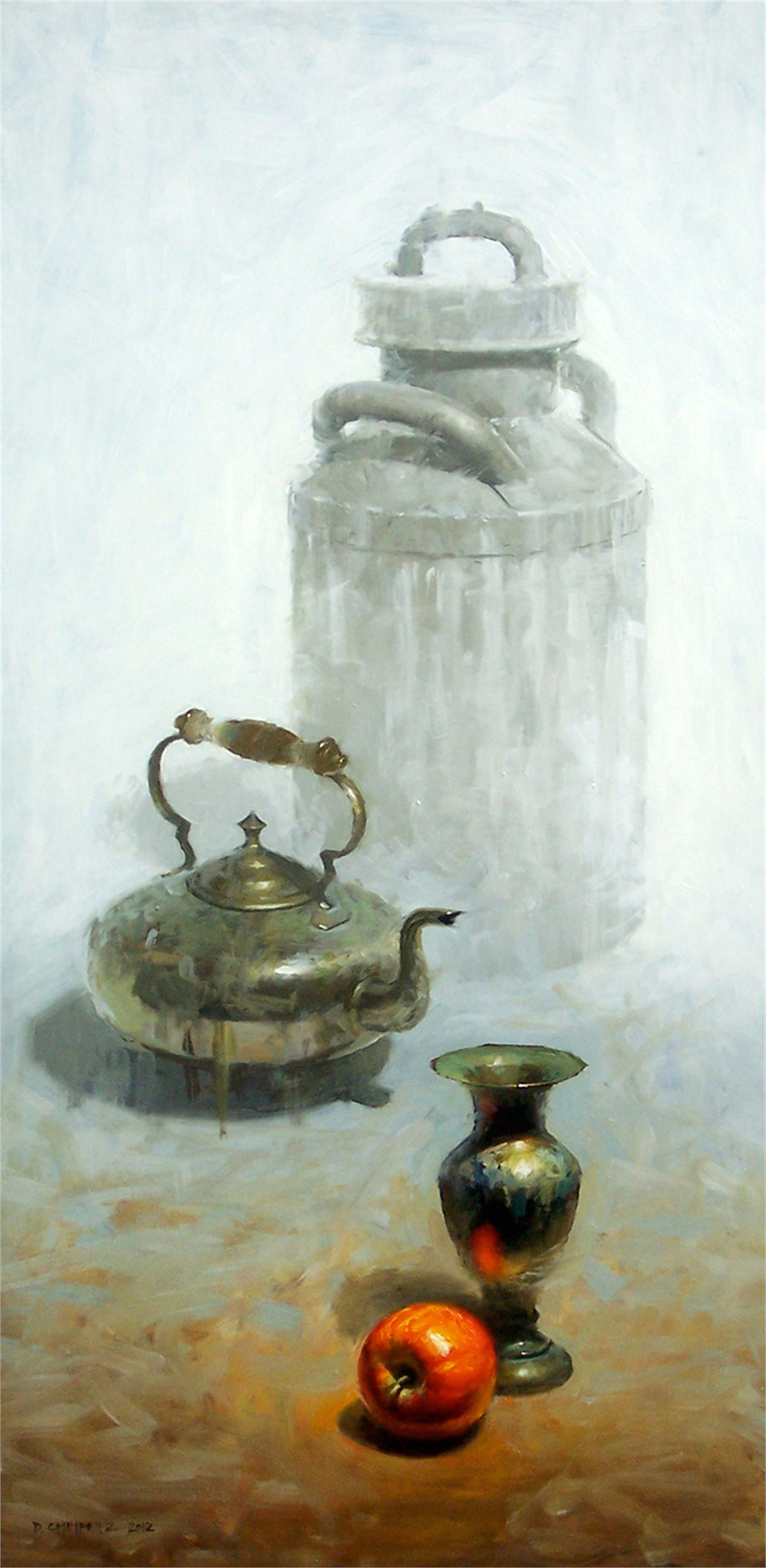 Relics by David Cheifetz