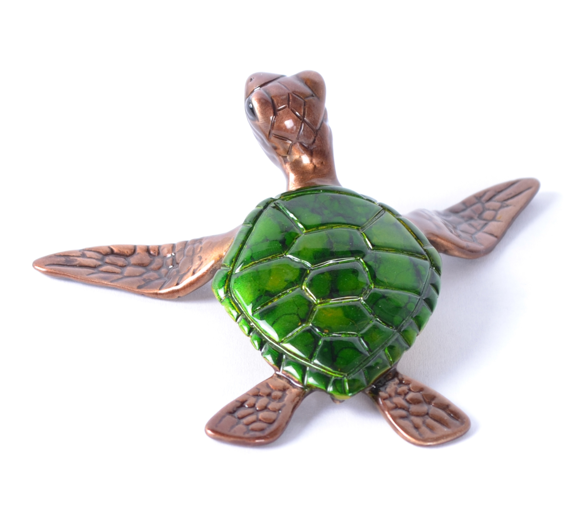 Slow Poke in Green by Chris Barela
