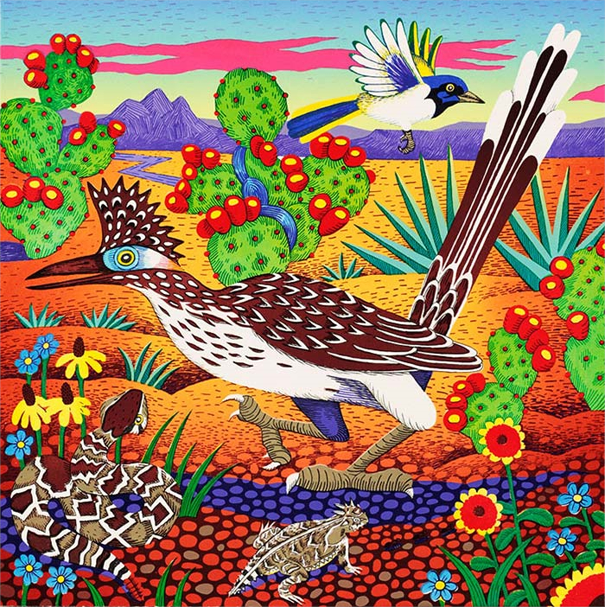 Roadrunner by Billy Hassell