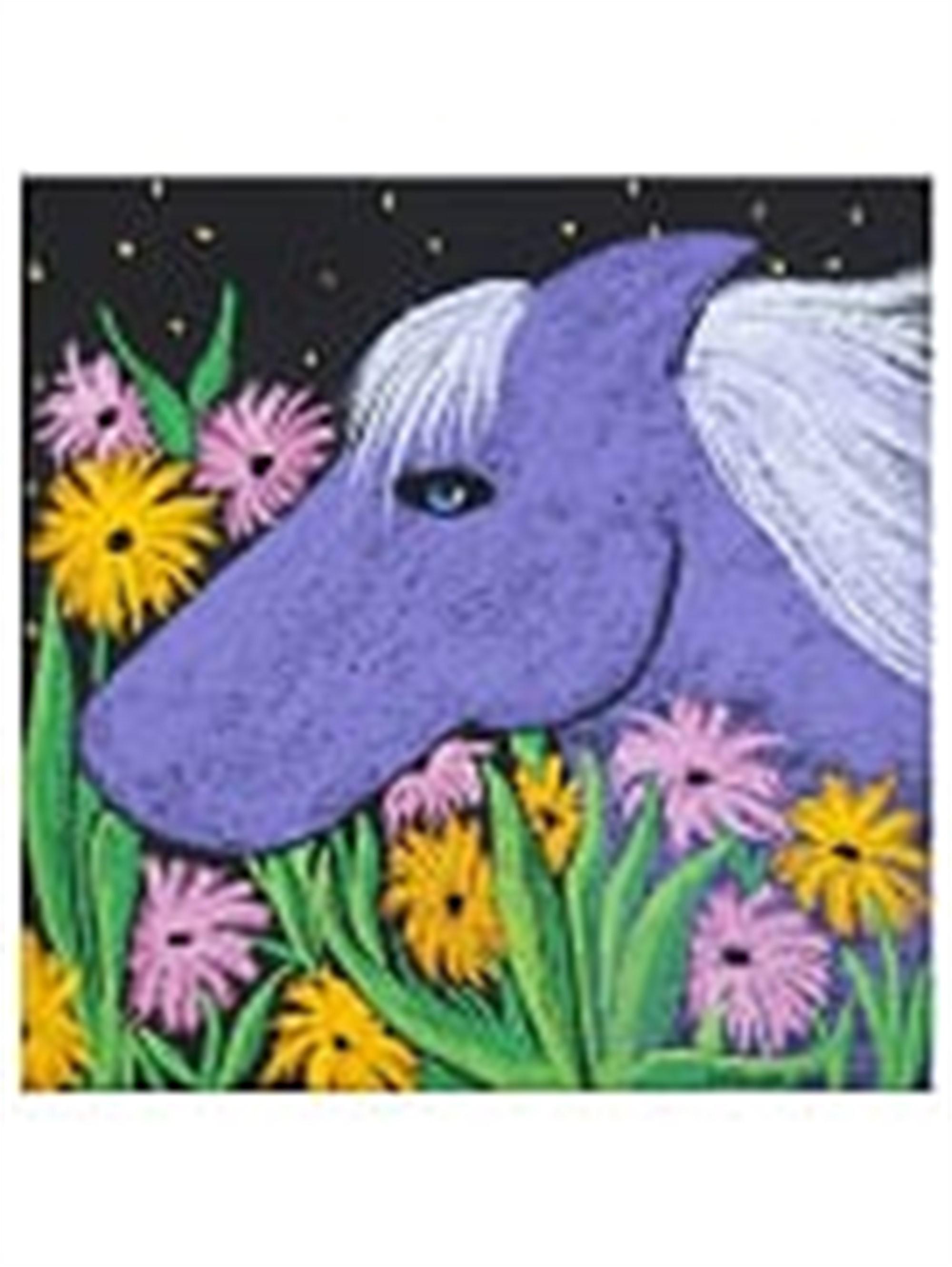 From: The Night Garden 'Purple Pony' by Carole LaRoche
