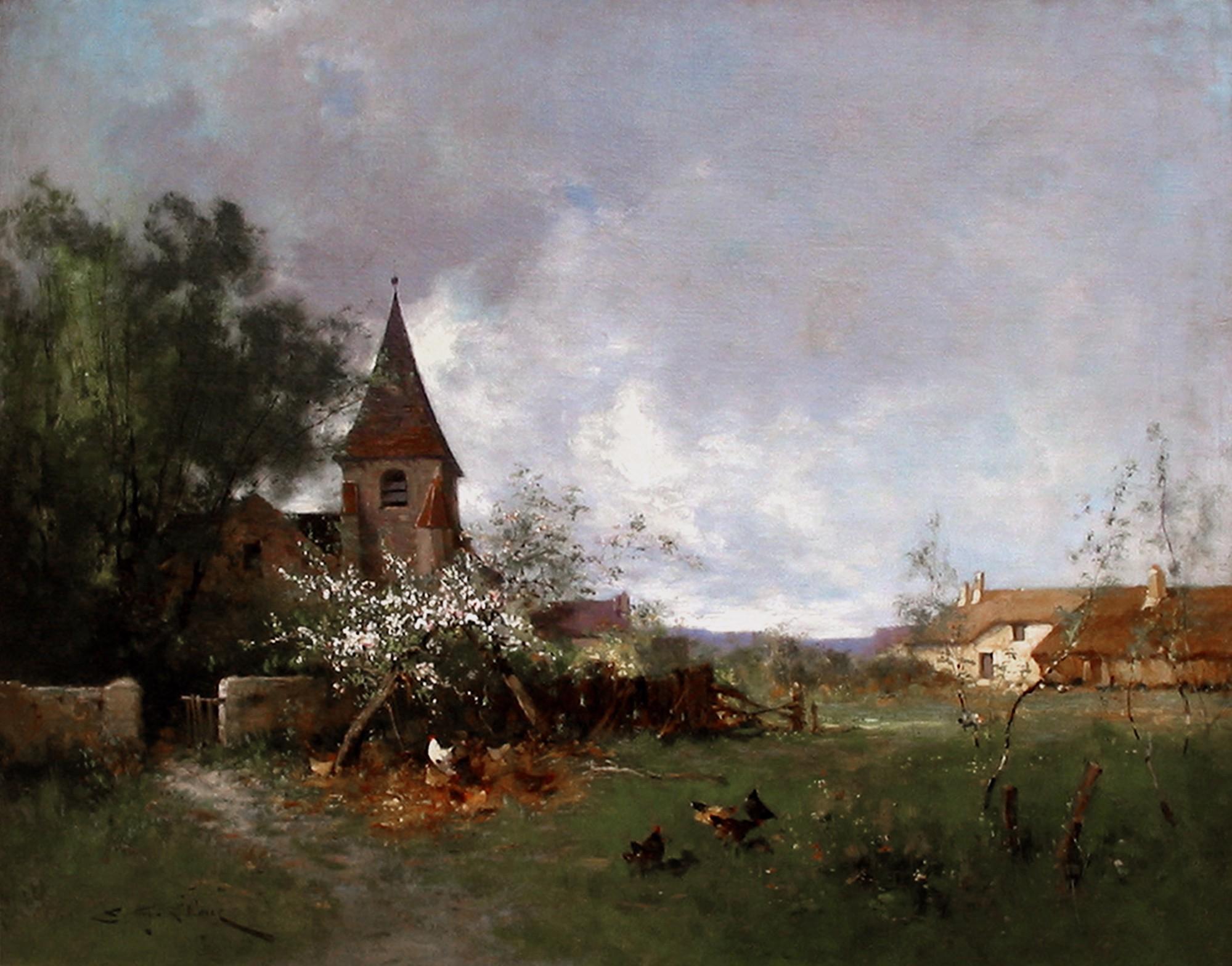 LANDSCAPE by GALIEN-LALOUE