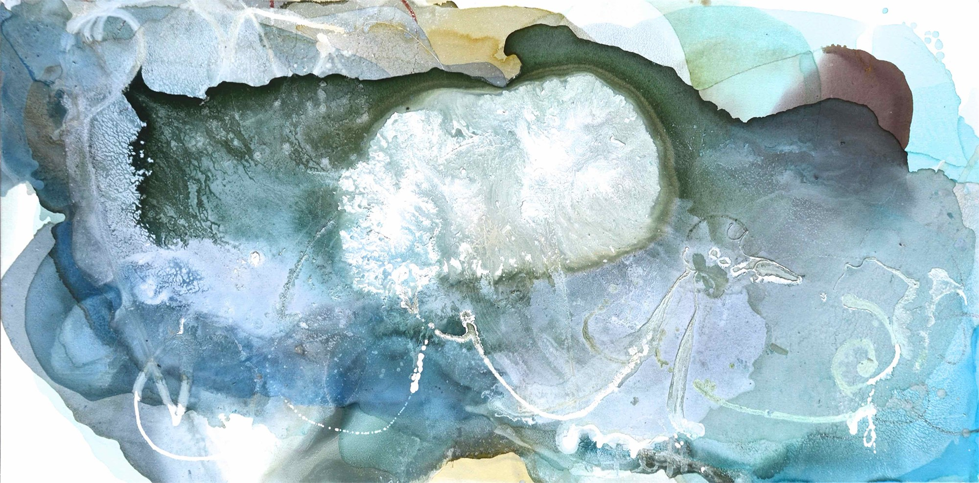 Wave Fold 3 by Liz Barber