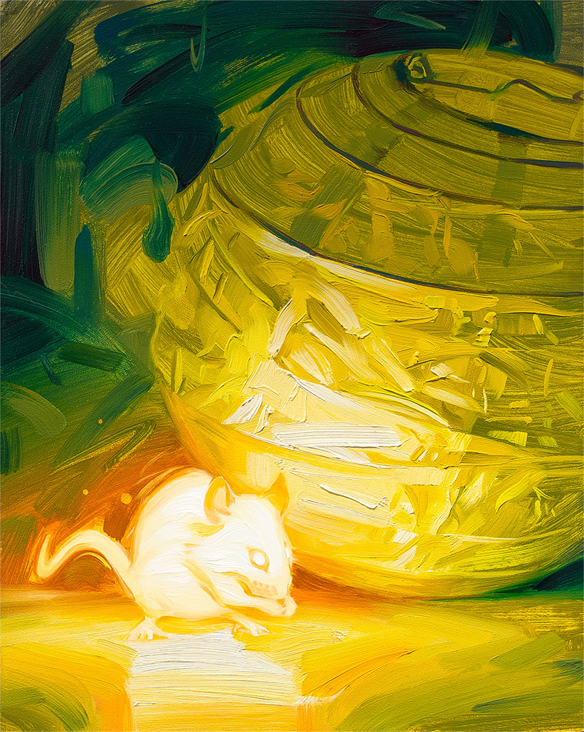 Bioluminescence 1 by Rob Rey