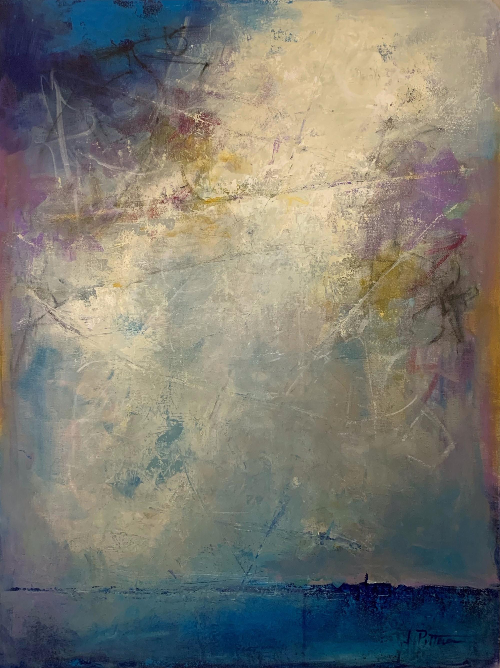 Sea Storm by Jim Pittman