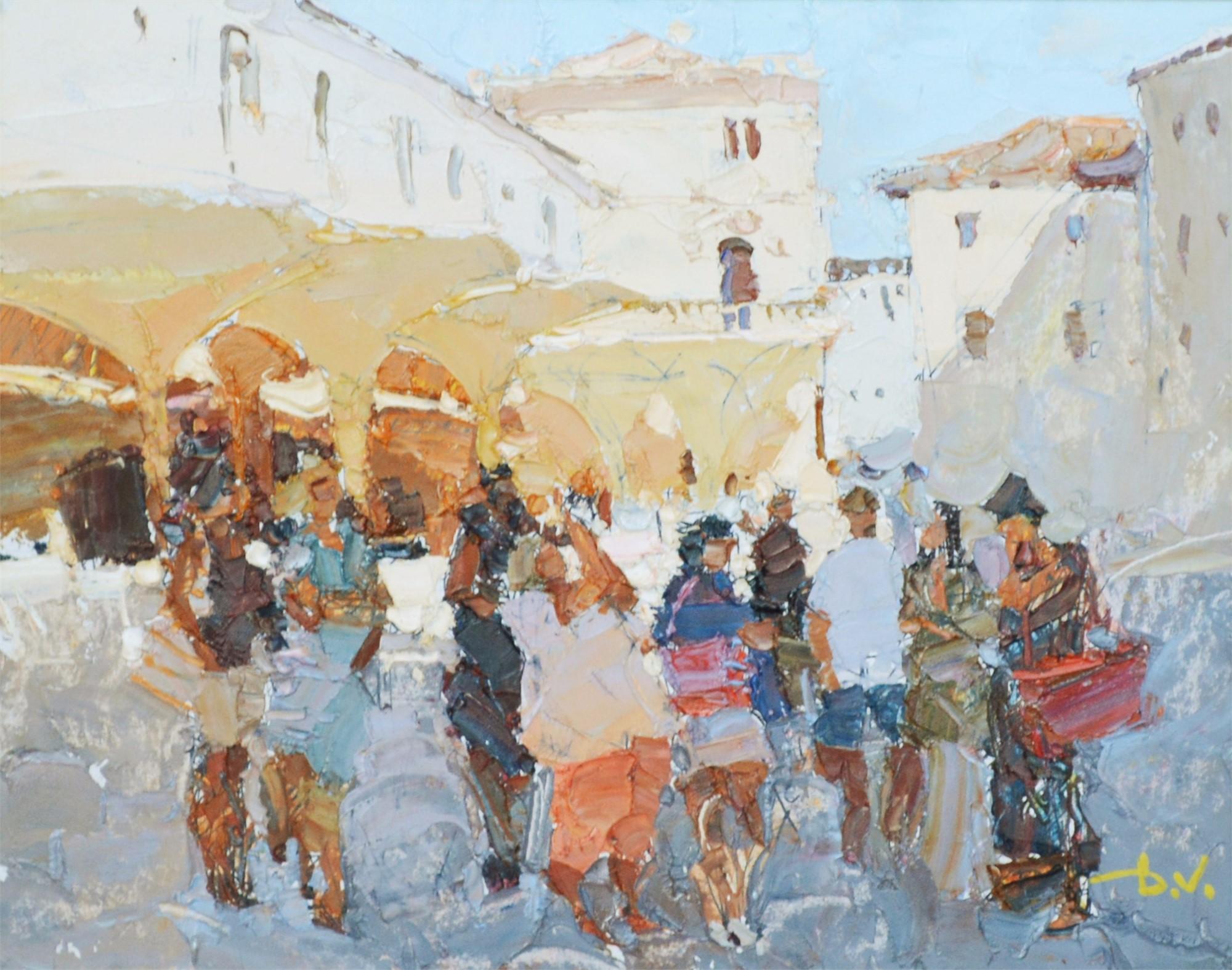 Dubrovnik Street by Daniil Volkov