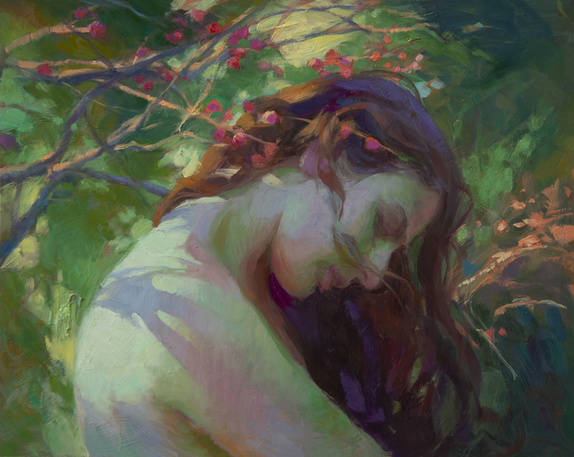 Persephone II by Adrienne Stein