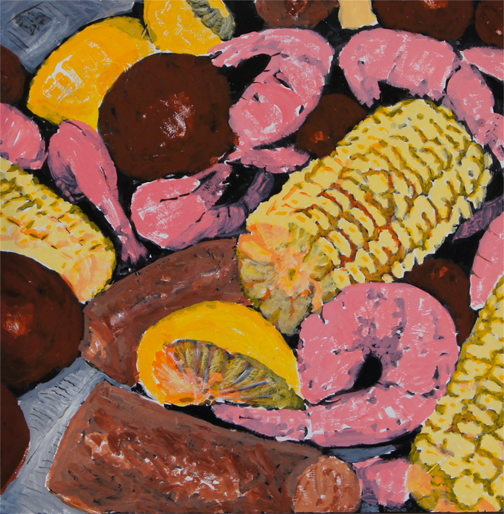 Frogmore Stew / Lowcountry /Boil by John Townsend