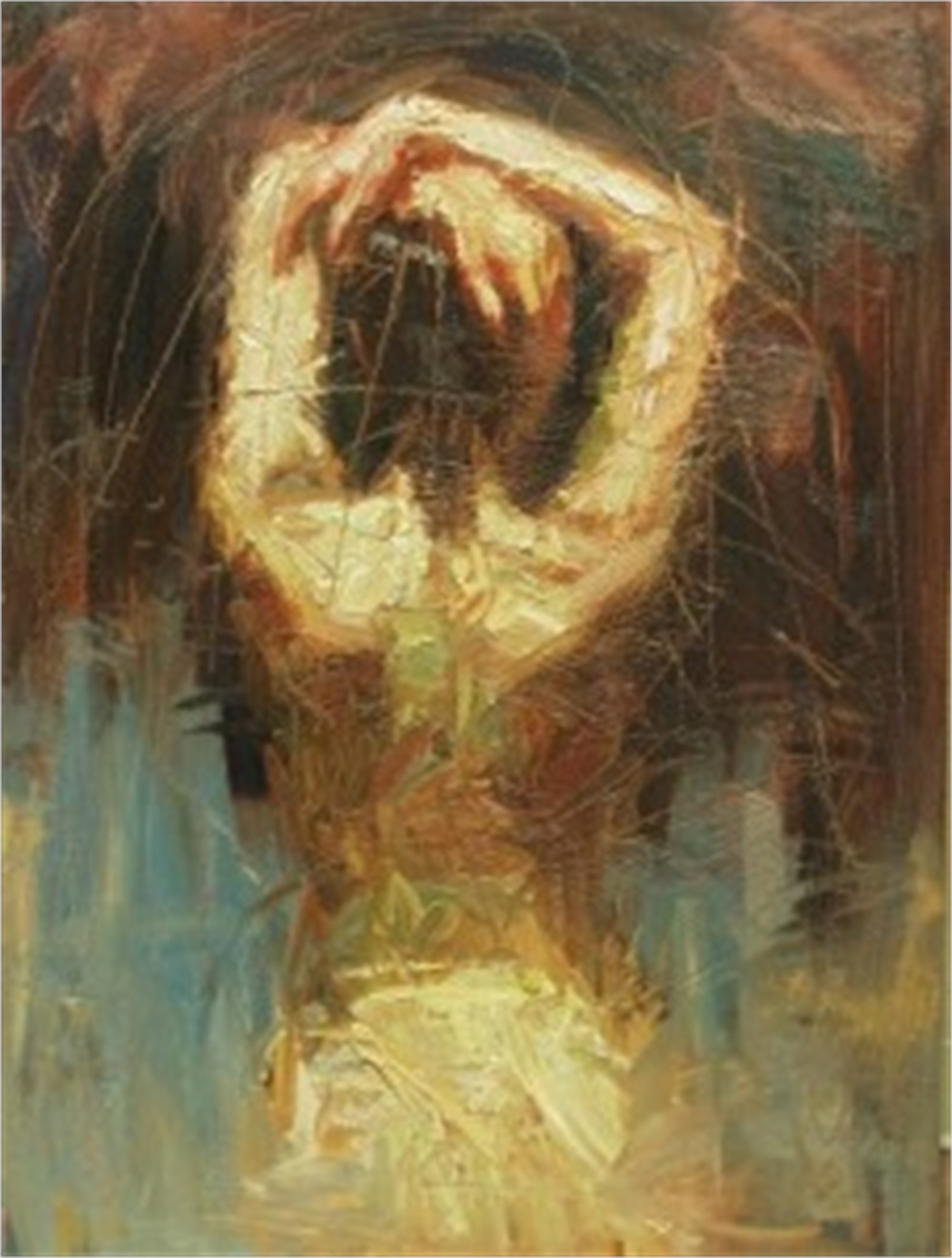 Repose by Henry Asencio