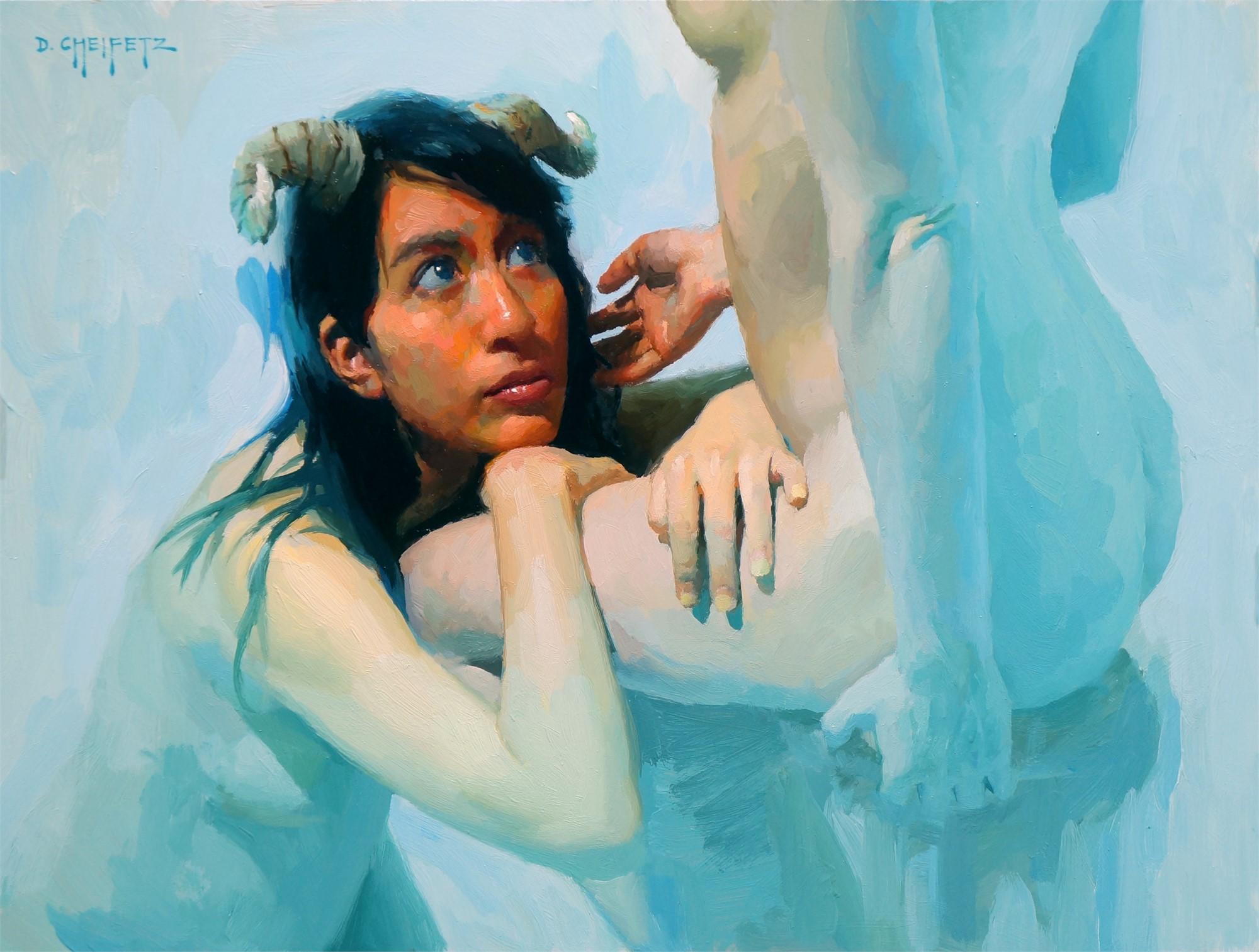 Supplicant by David Cheifetz