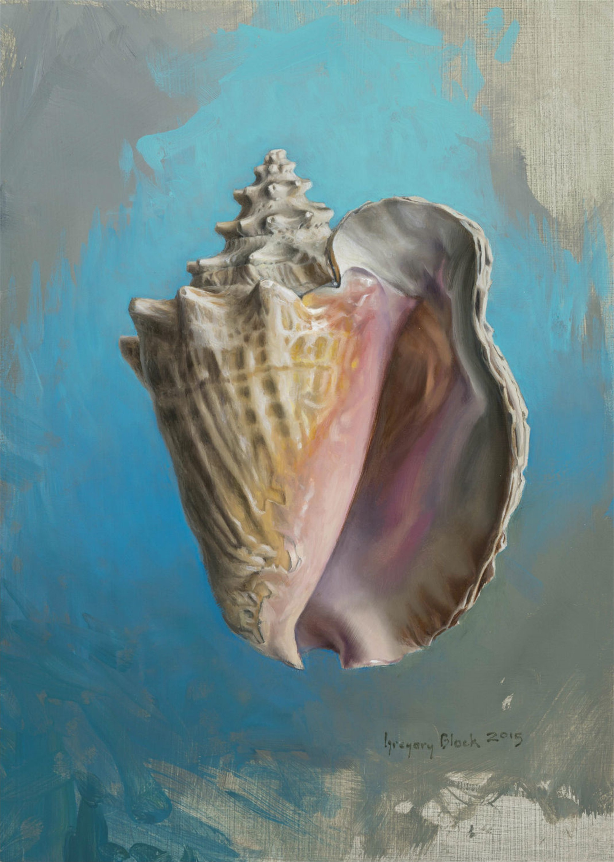 Conch I by Gregory Block