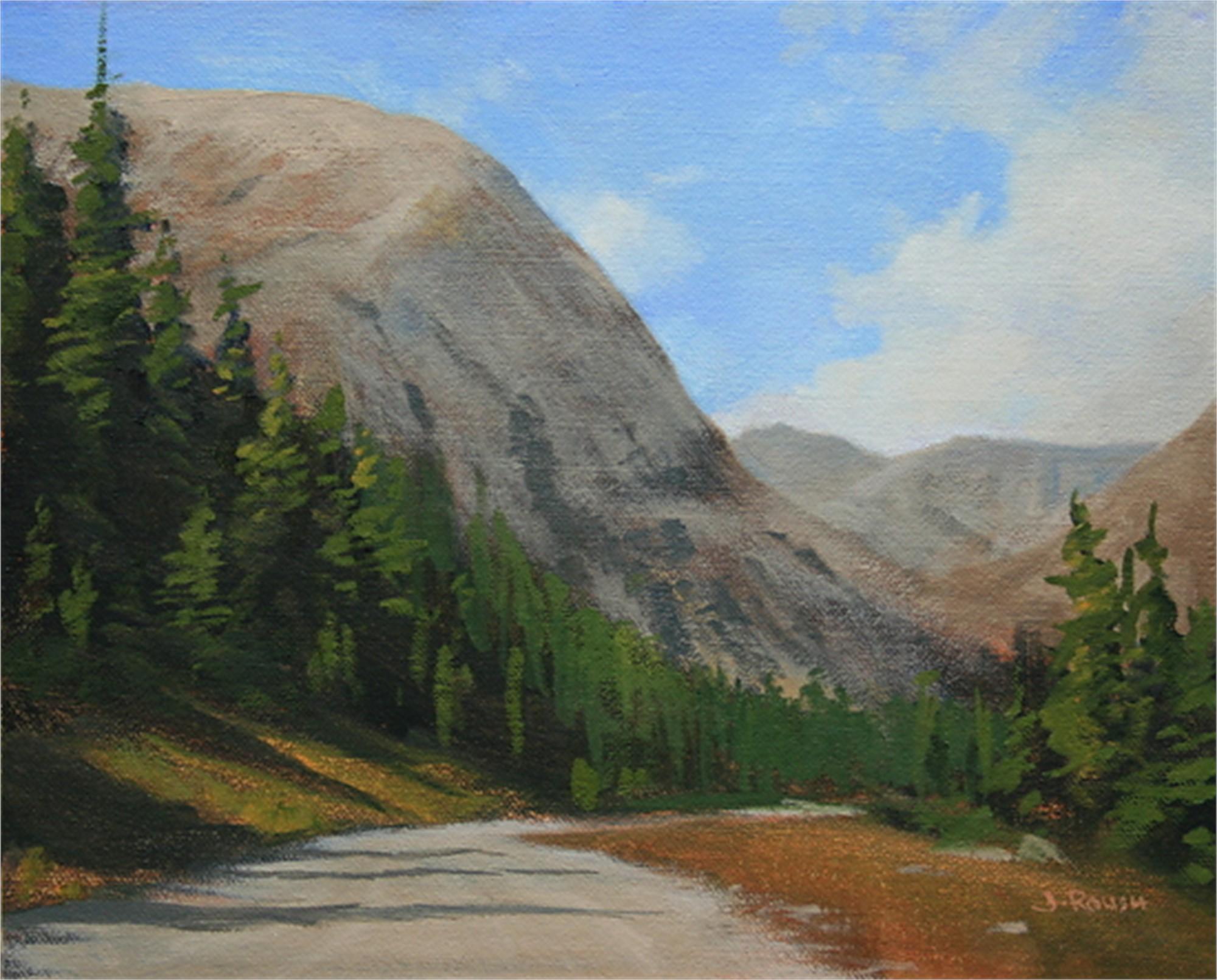 High Road by John Roush