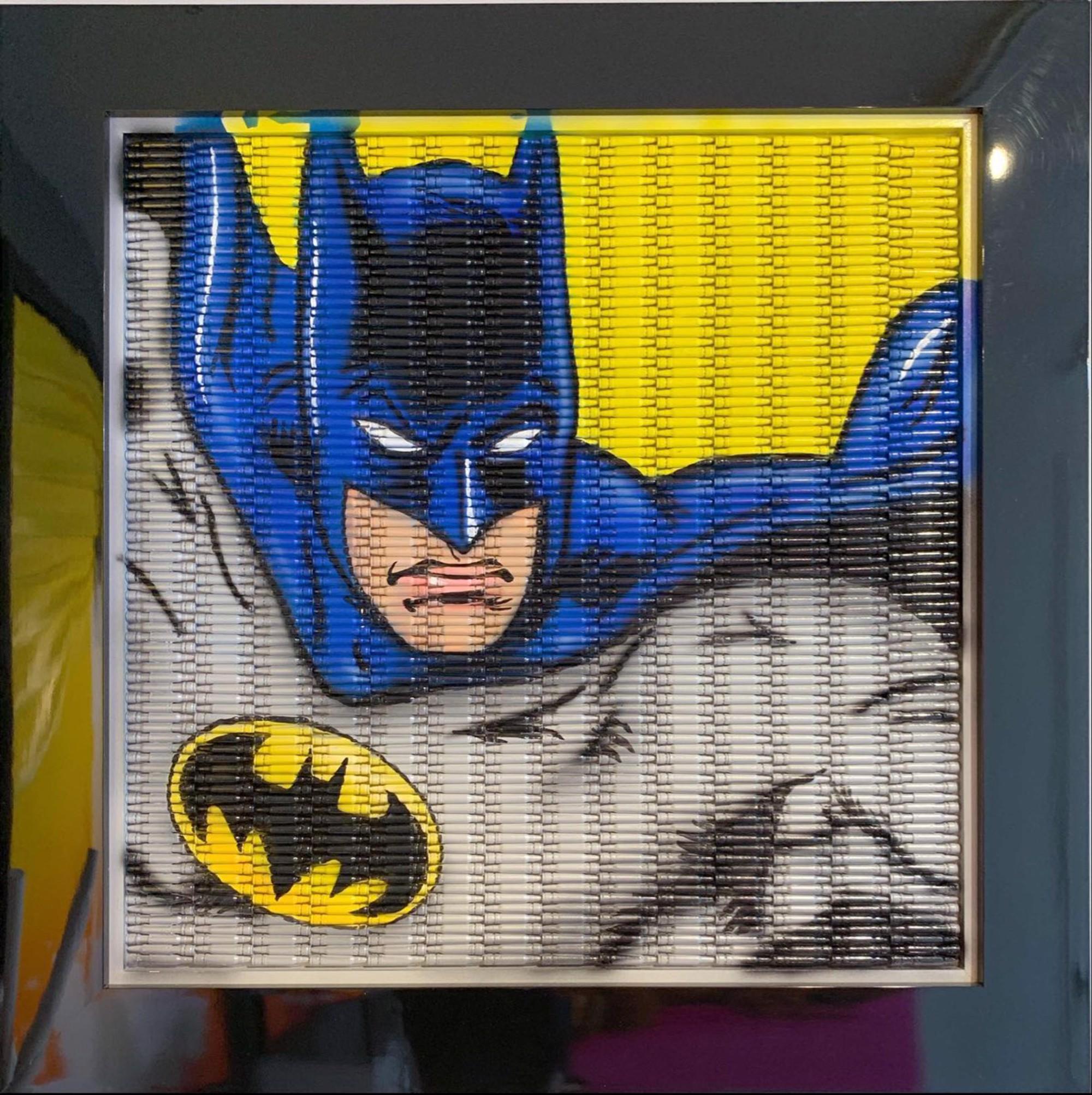 Bullet Series - Batman by Efi Mashiah