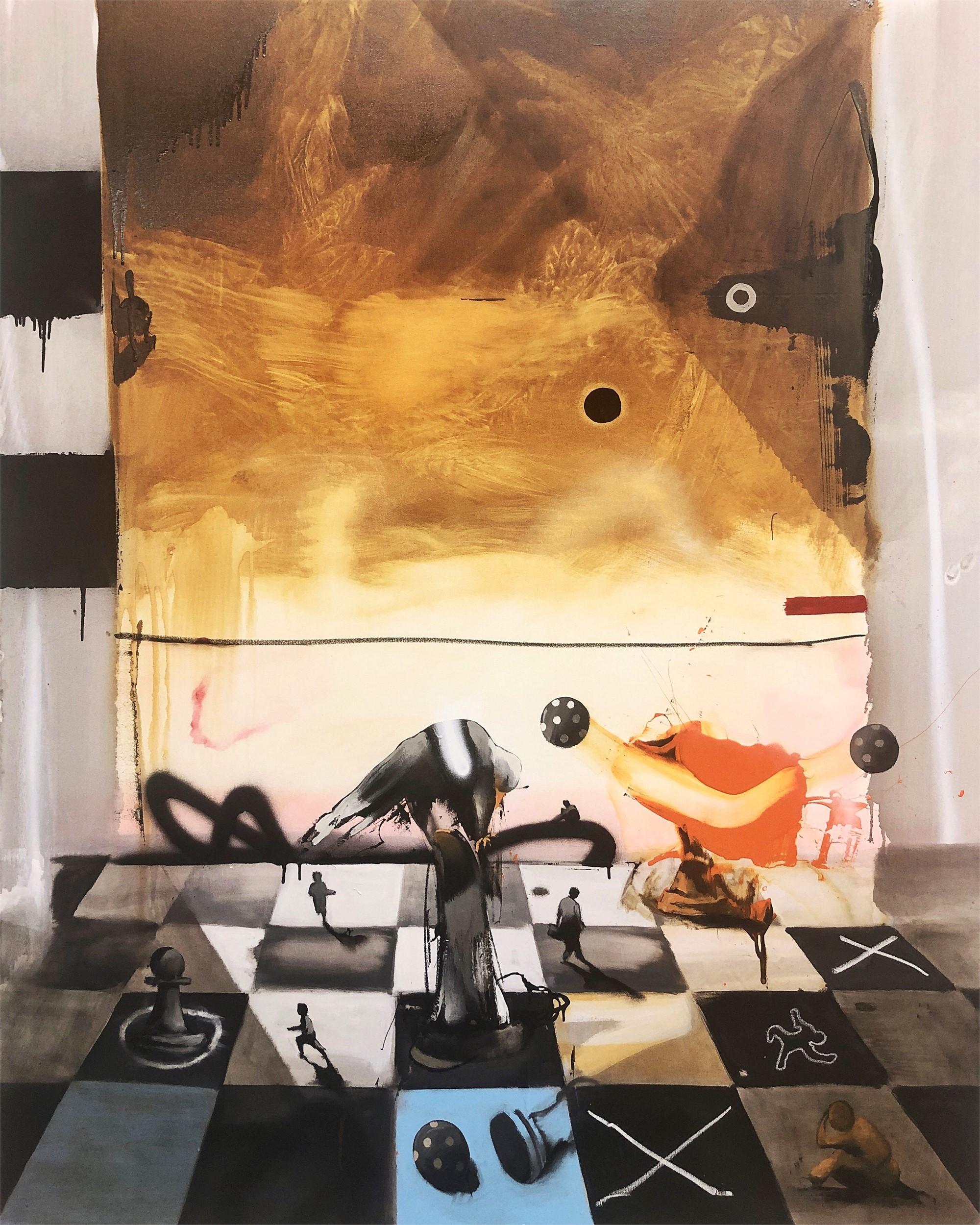 Grand Chessboard by Marcus Jansen
