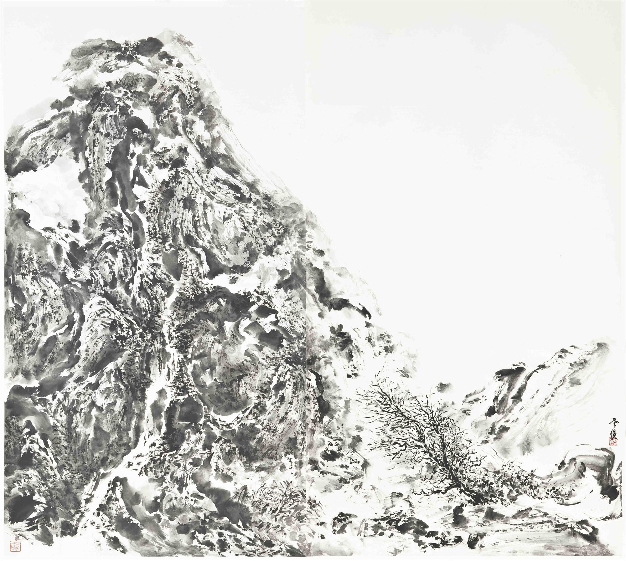 LANDSCAPE 4 by Xiaojun Zeng