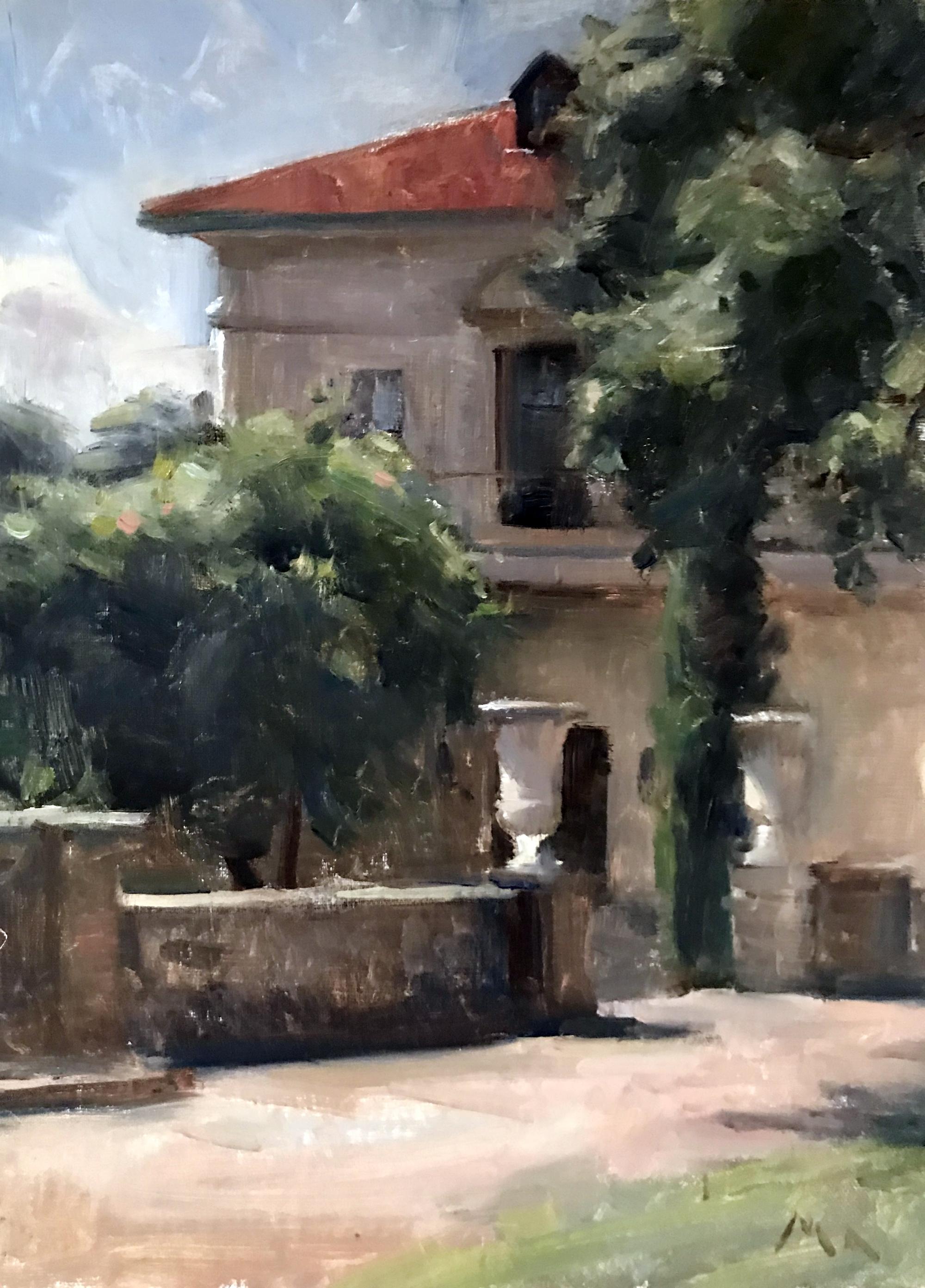 Homer Rainey Hall by Kyle Ma