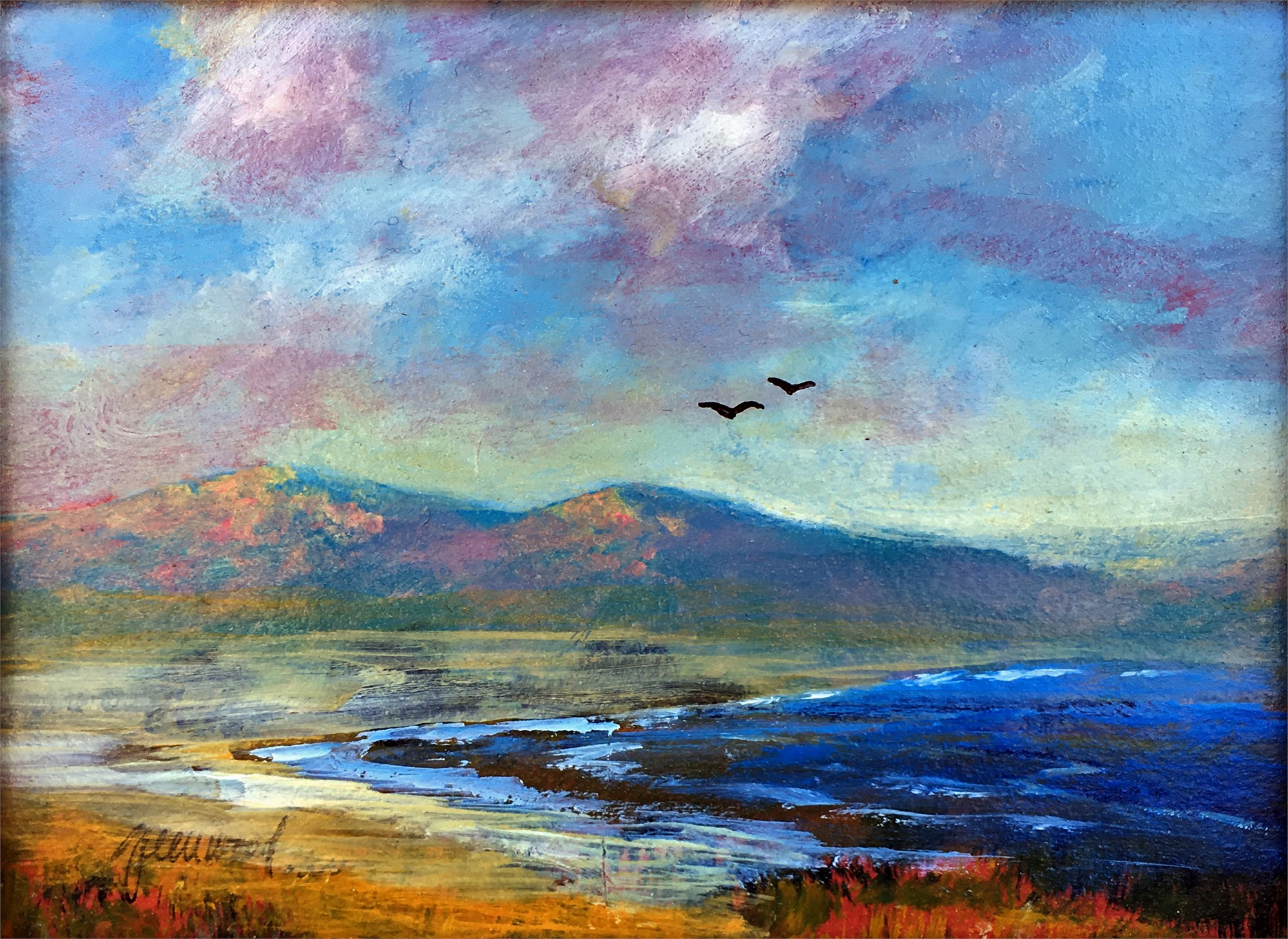 Seascape by Greenwood