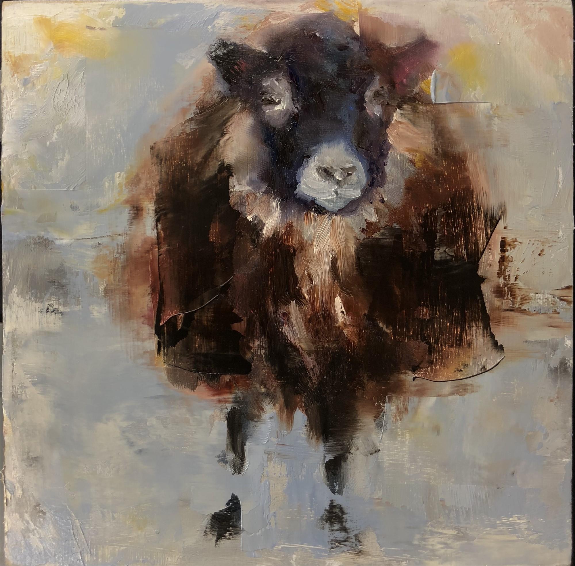 Sheep Dance by Elsa Sroka