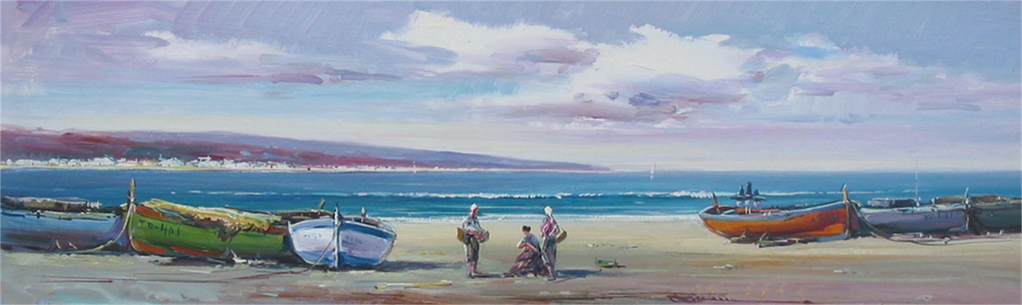 SEASCAPE by J. GONZALEZ