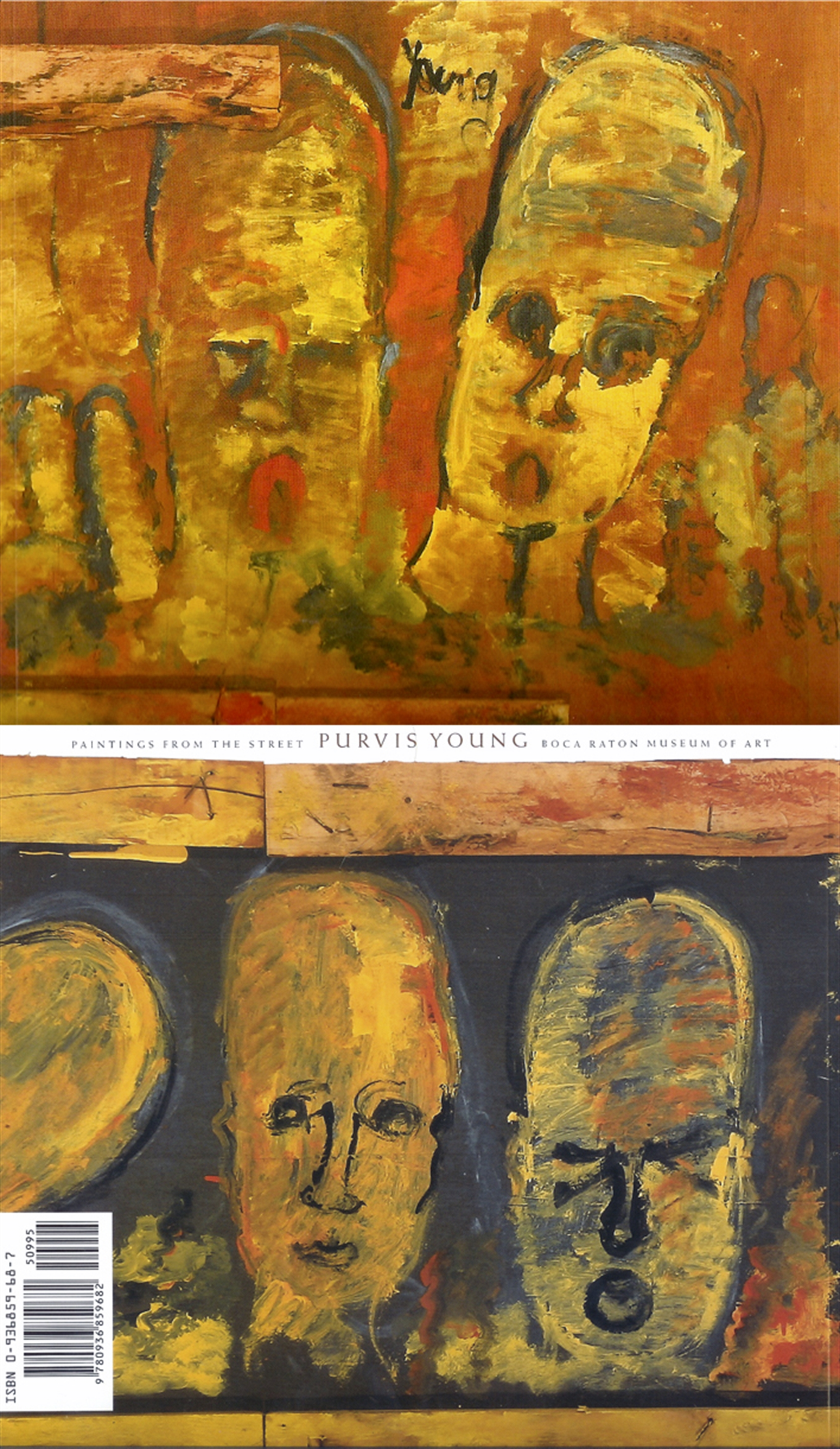 """Boca Raton Museum of Art Retrospective: """"Paintings from the Street"""""""