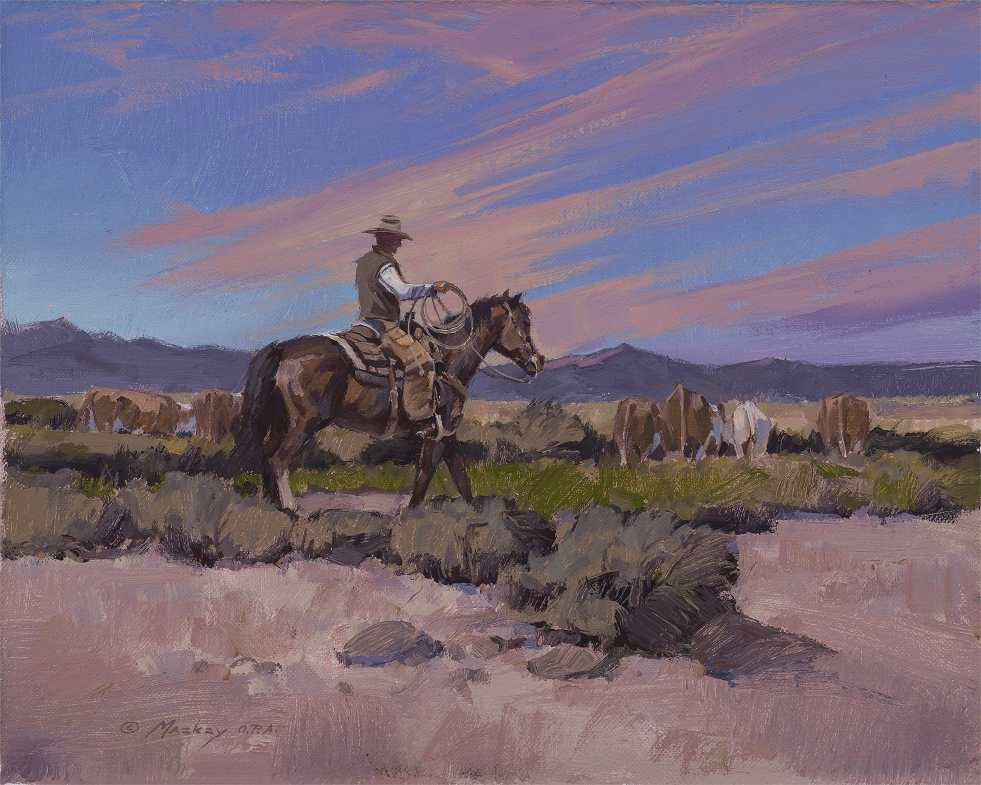 Antelope Hills by Kim Mackey
