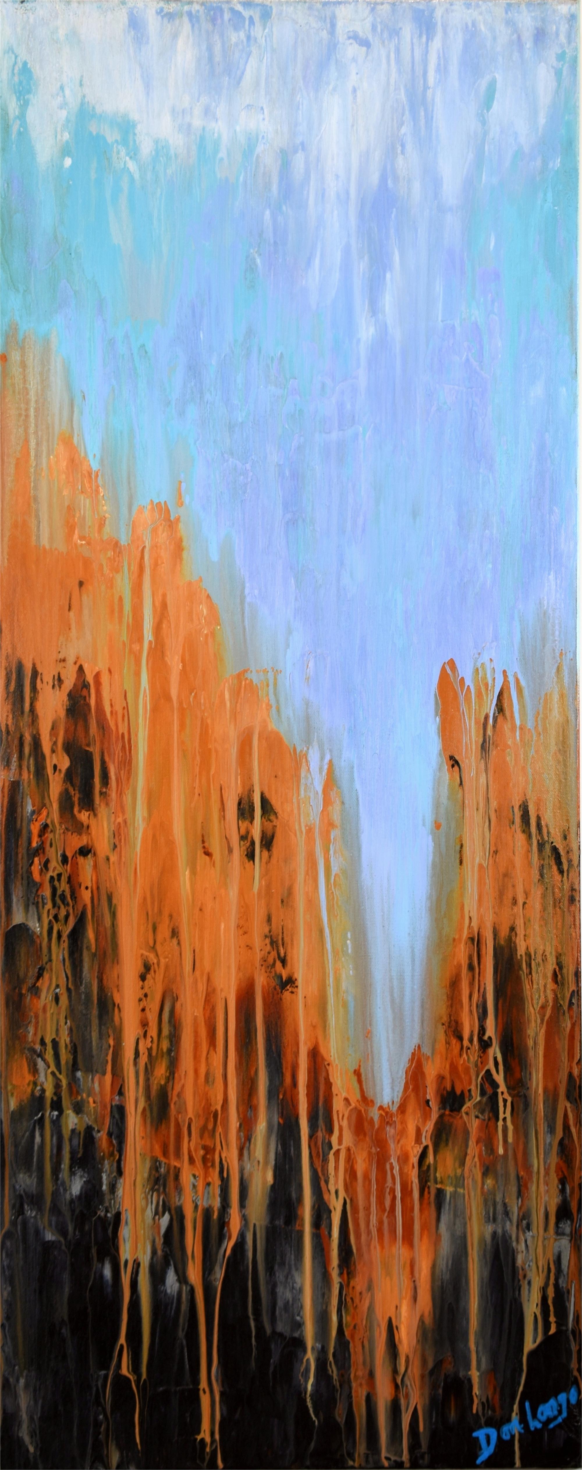 Mystic Rain by Don Longo