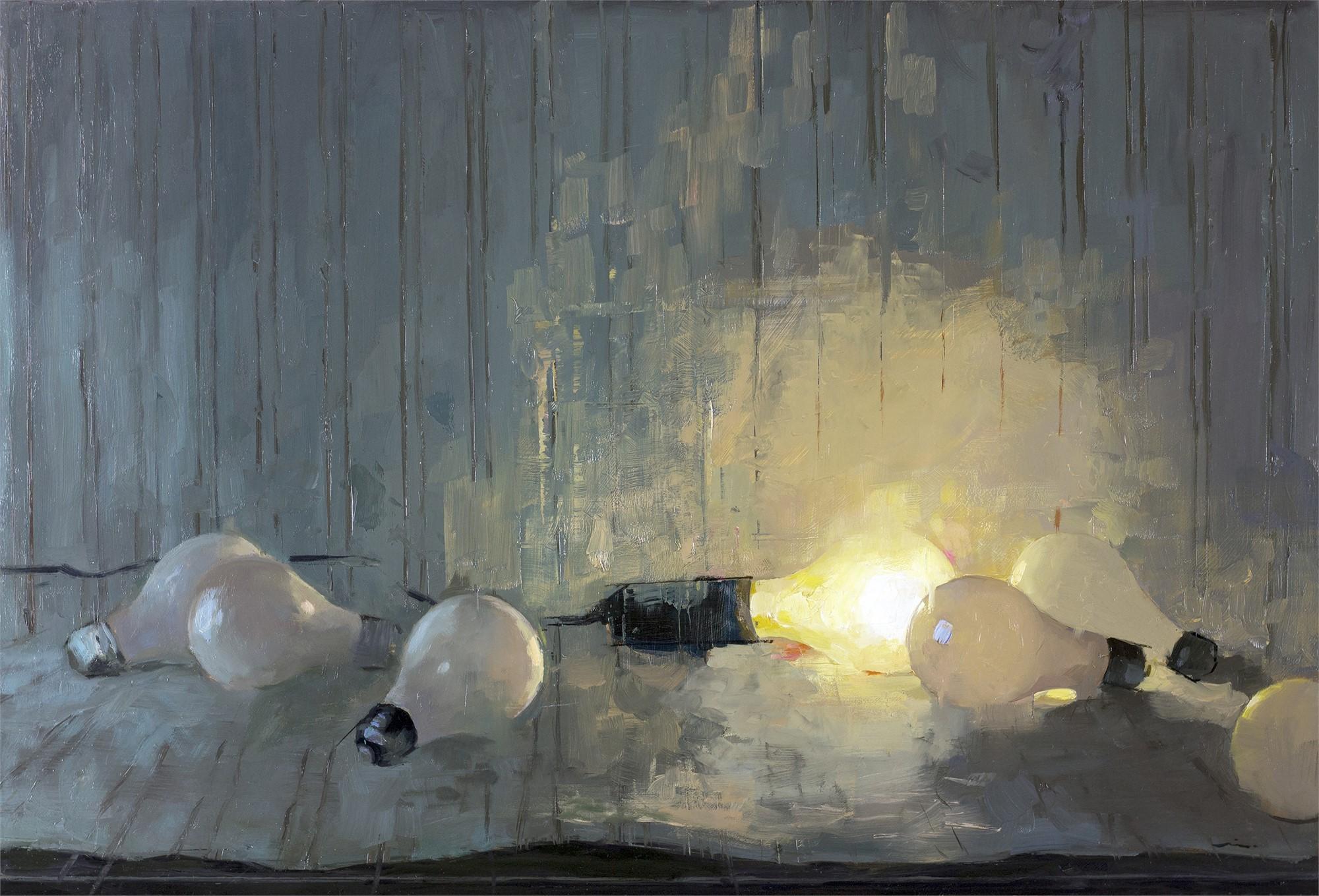 Phosphorescence by Mia Bergeron