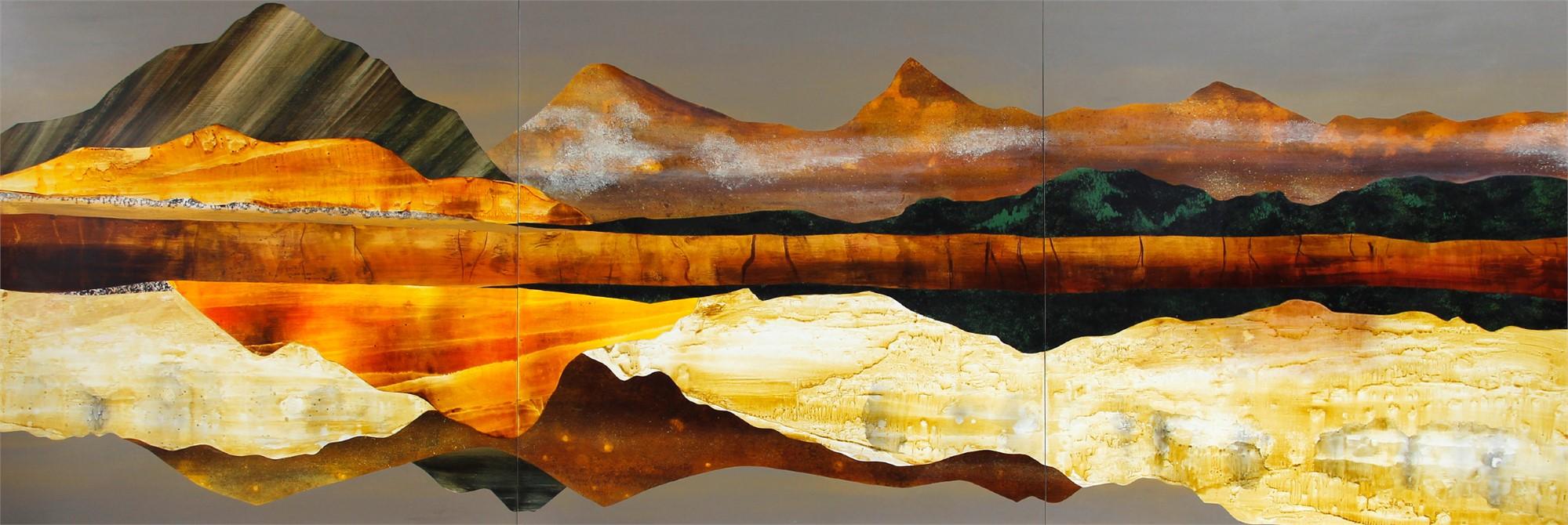 Front Range, Controlled Burn by Sarah Winkler