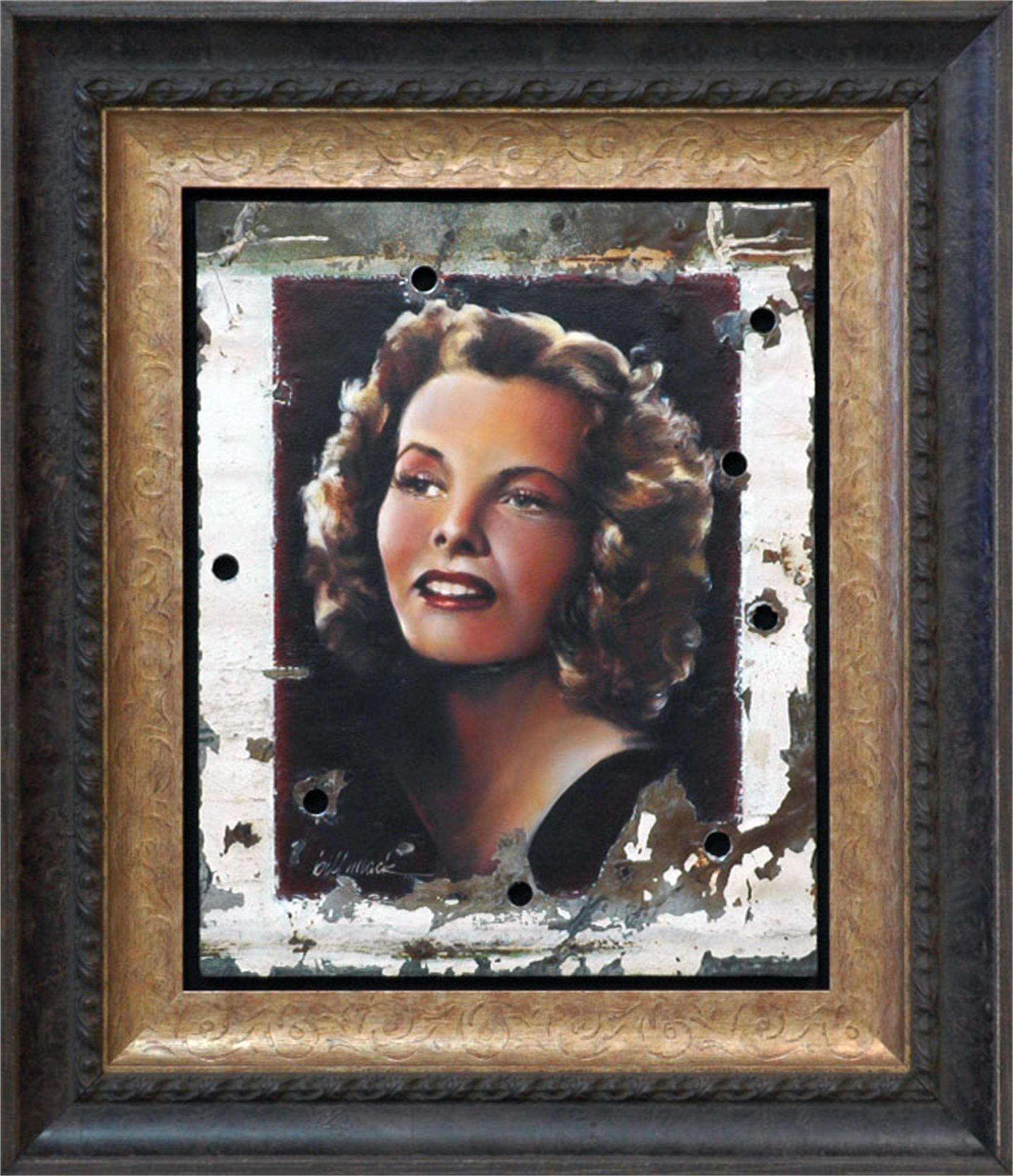 Angelic- Kathryn Hepburn by Bill Mack