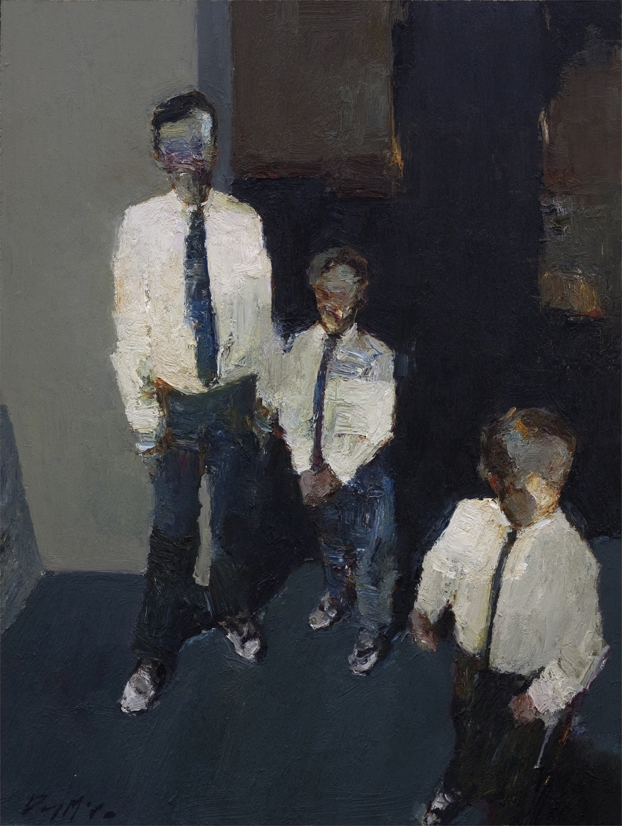 Rat Pack by Danny McCaw