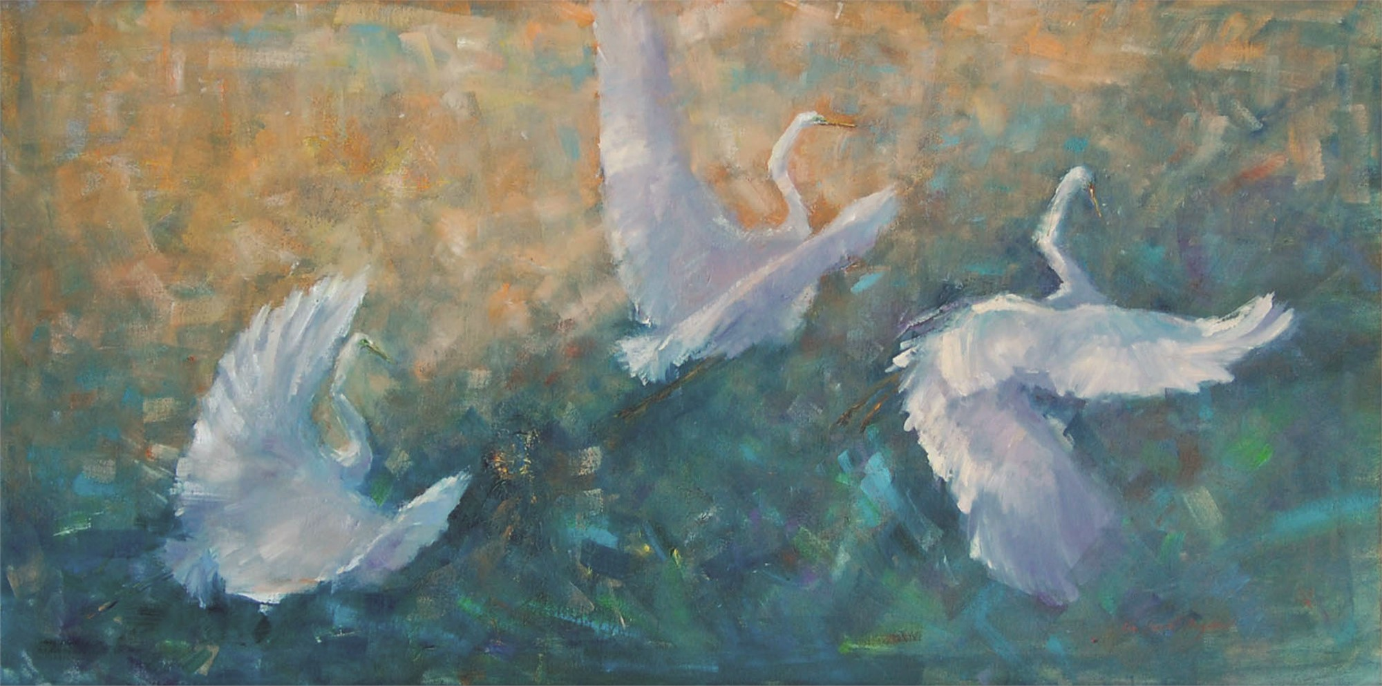In Flight by Karen Hewitt Hagan