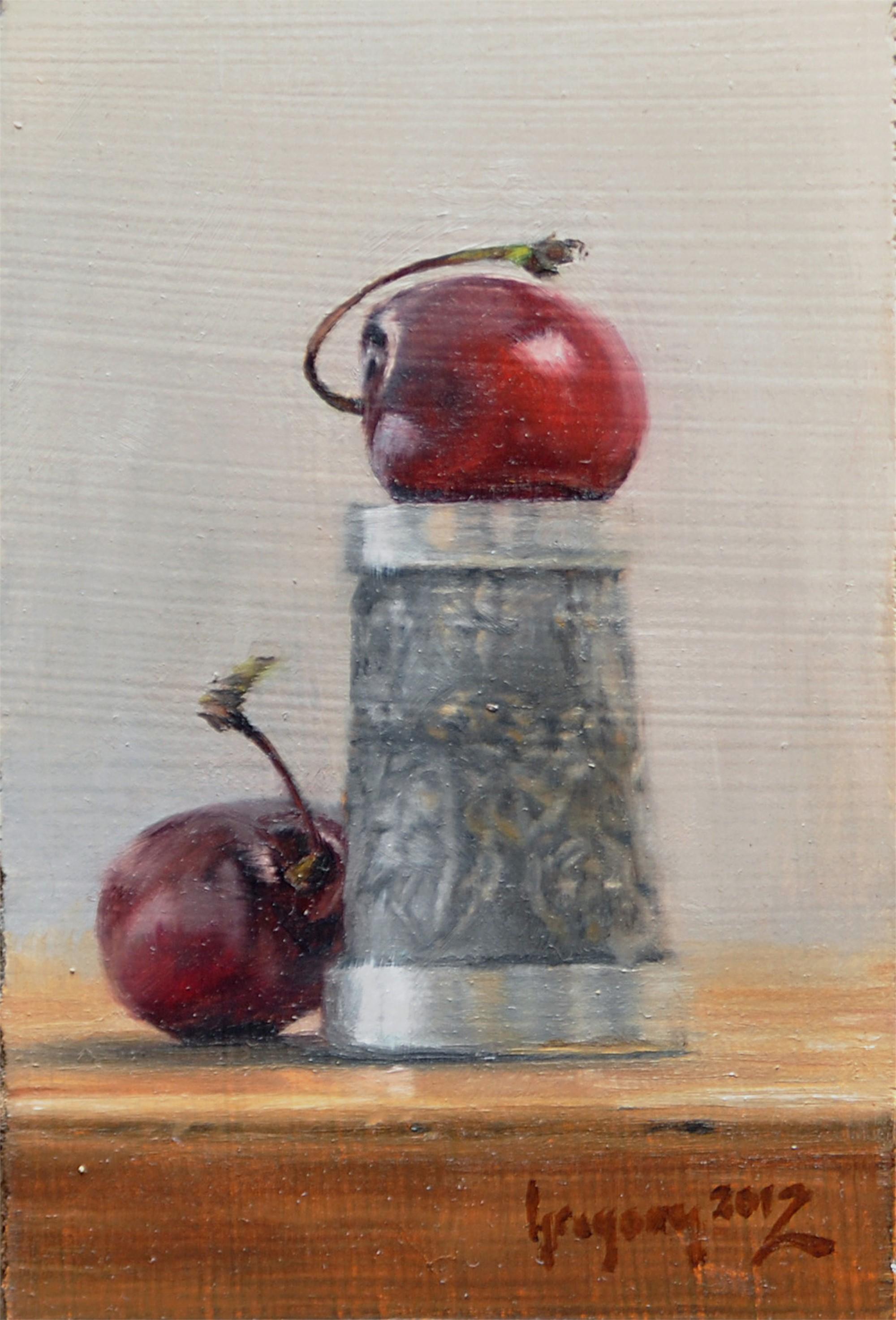 Cherries by Gregory Block