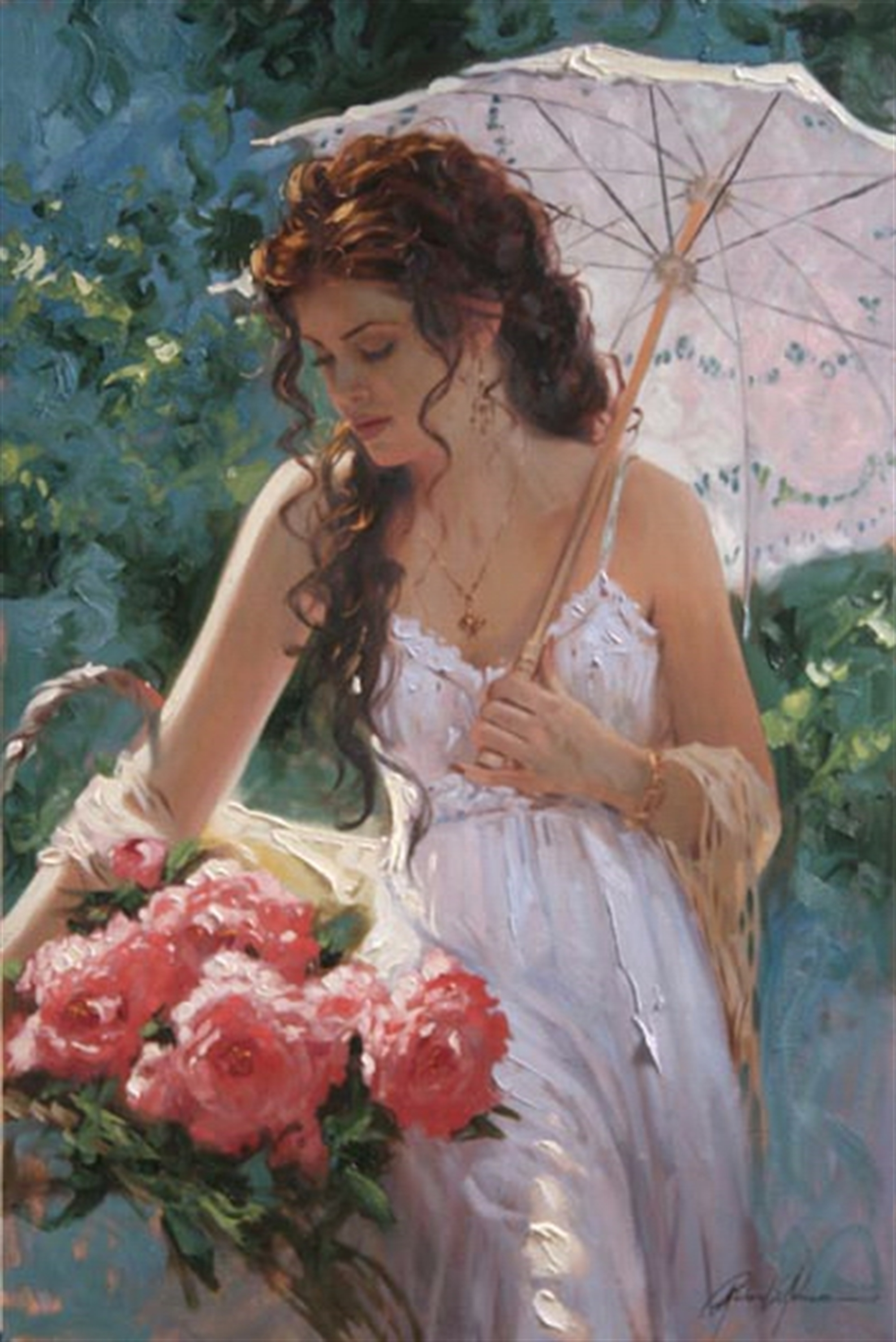 Sunshine and Lace by Richard Johnson