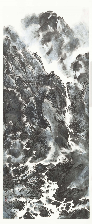 LANDSCAPE 1 by Xiaojun Zeng