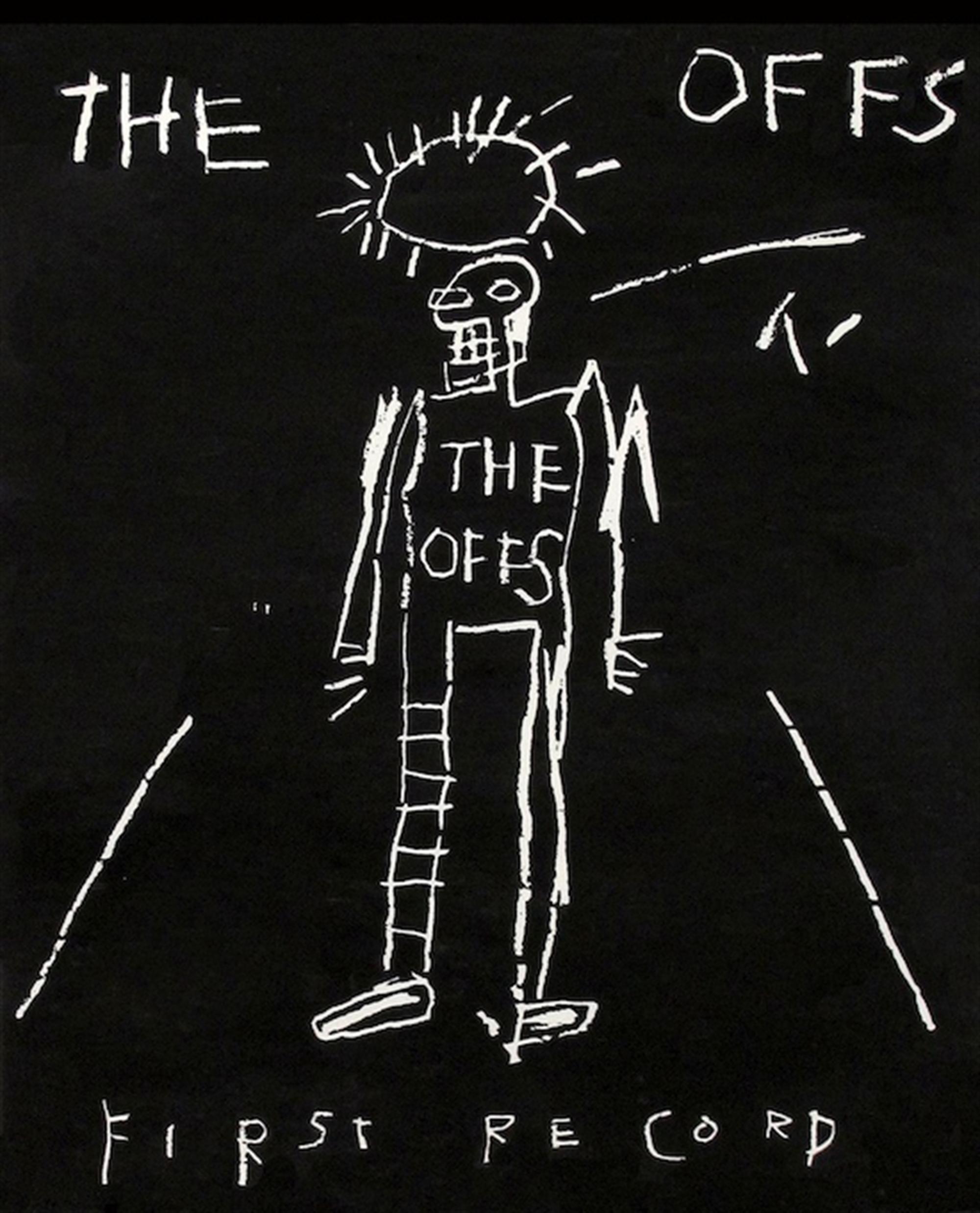 The Offs by Jean-Michel Basquiat