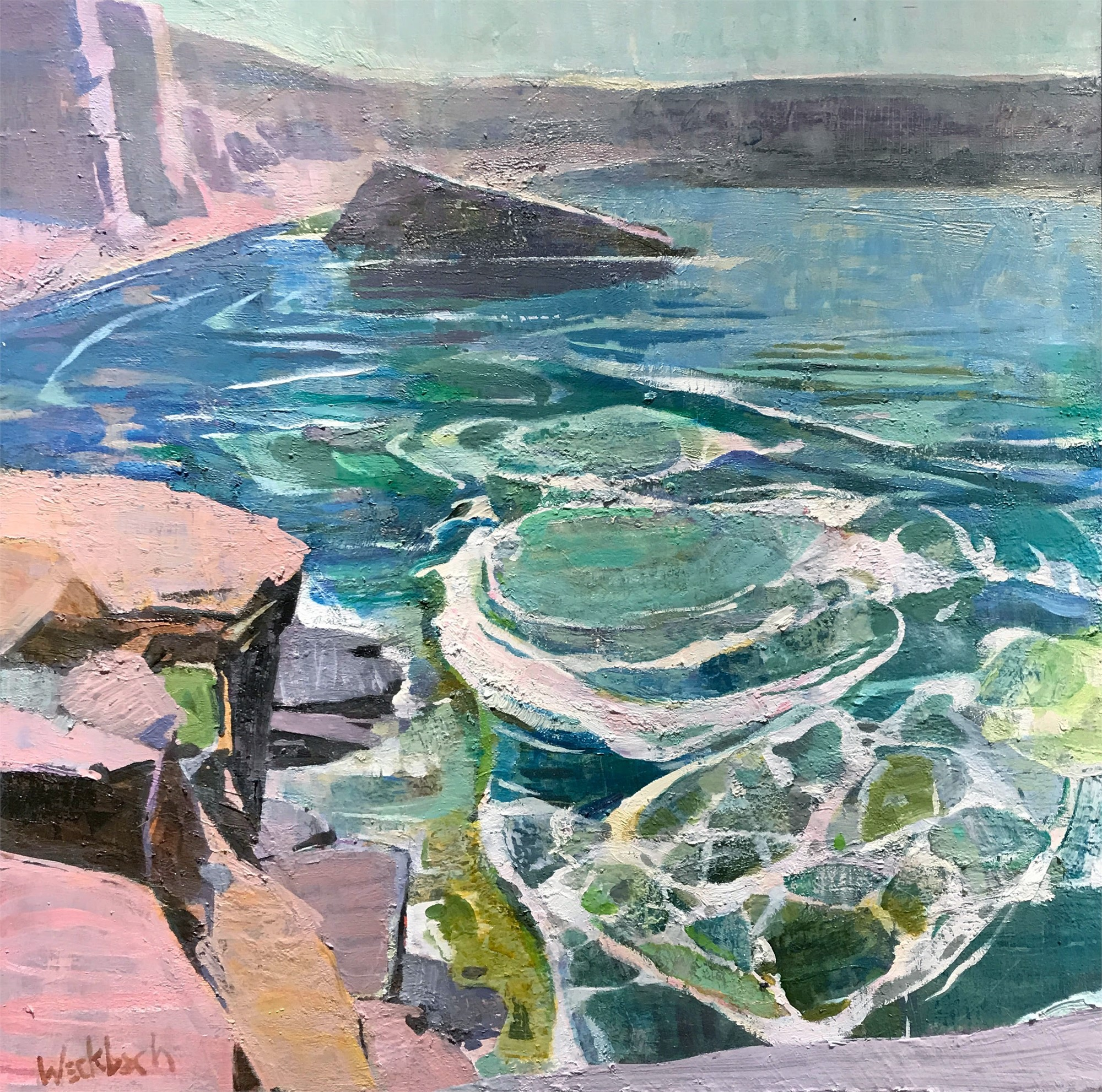 Ring Cove by Kevin Weckbach