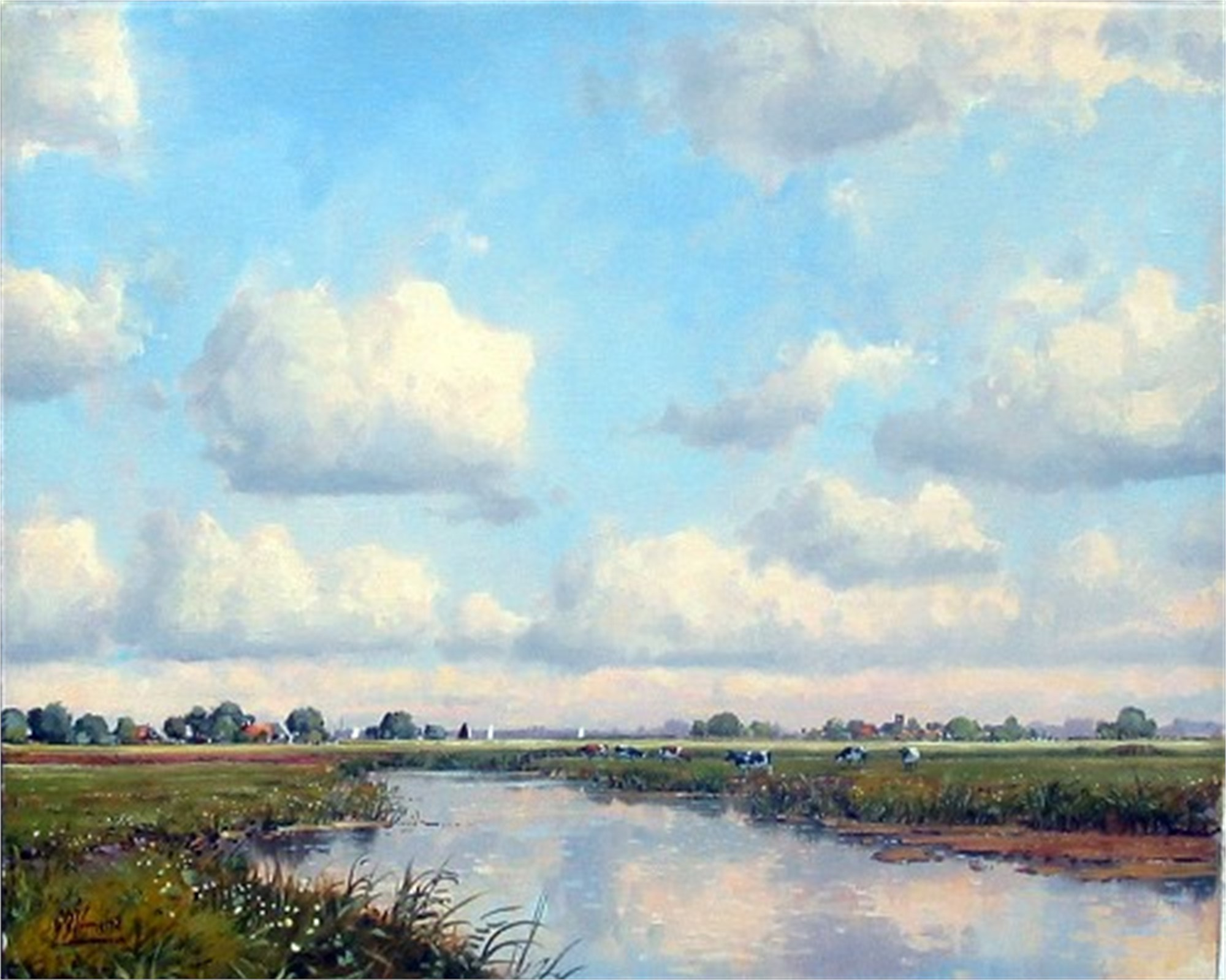 HIGHWAY OF HOLLAND by VEENSTRA