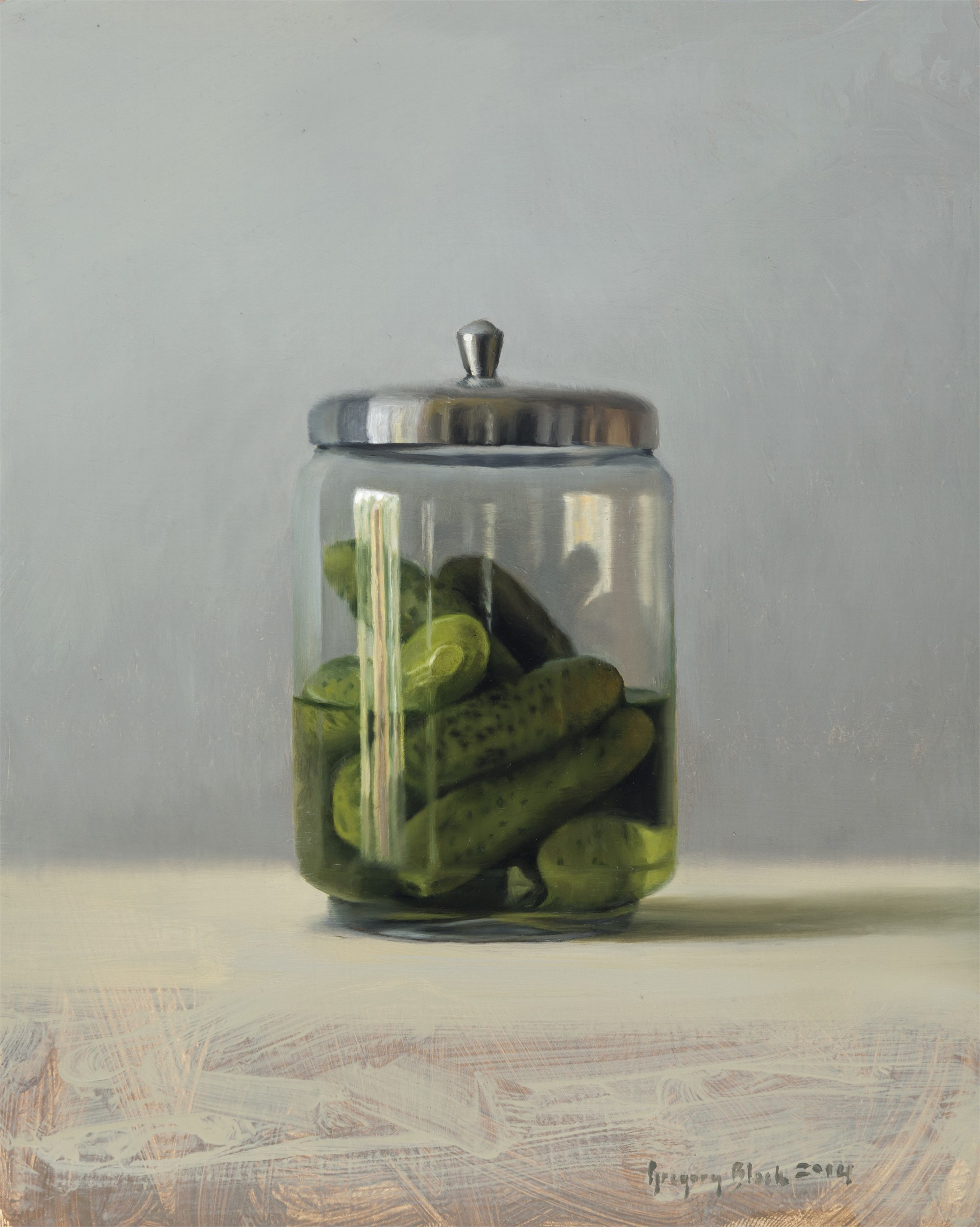 Pickles by Gregory Block