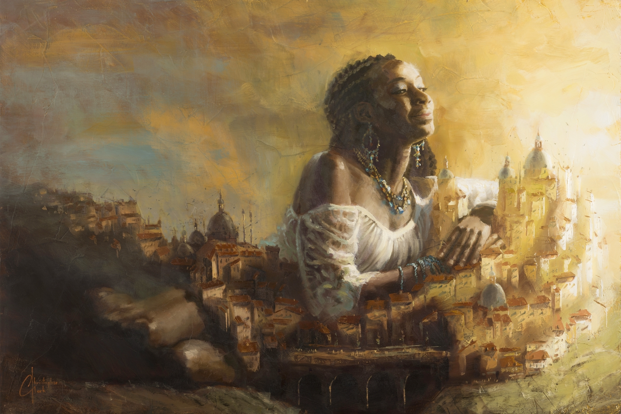 Cradle of Civilization by Christopher Clark
