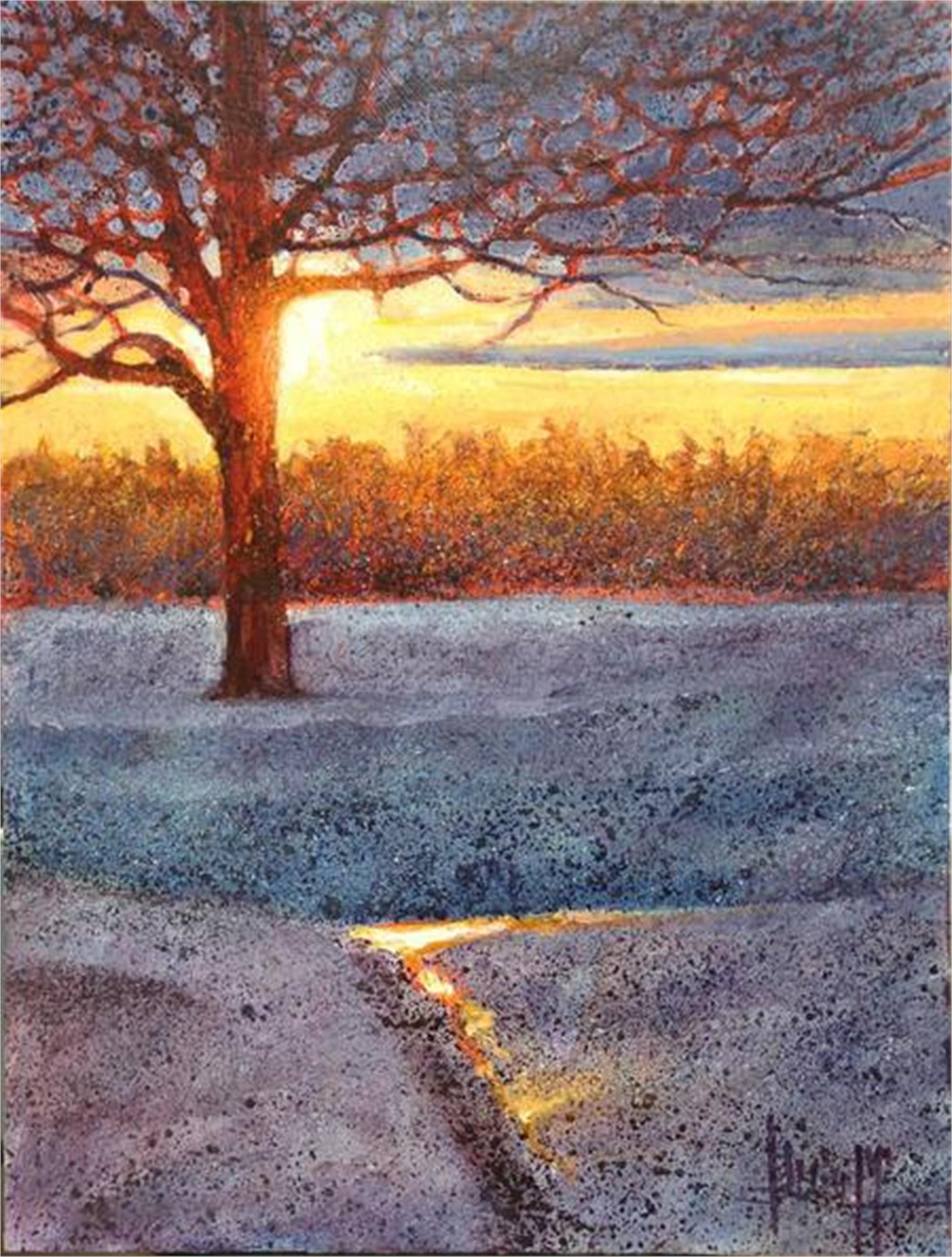 Star City Sunset by Judy Greff
