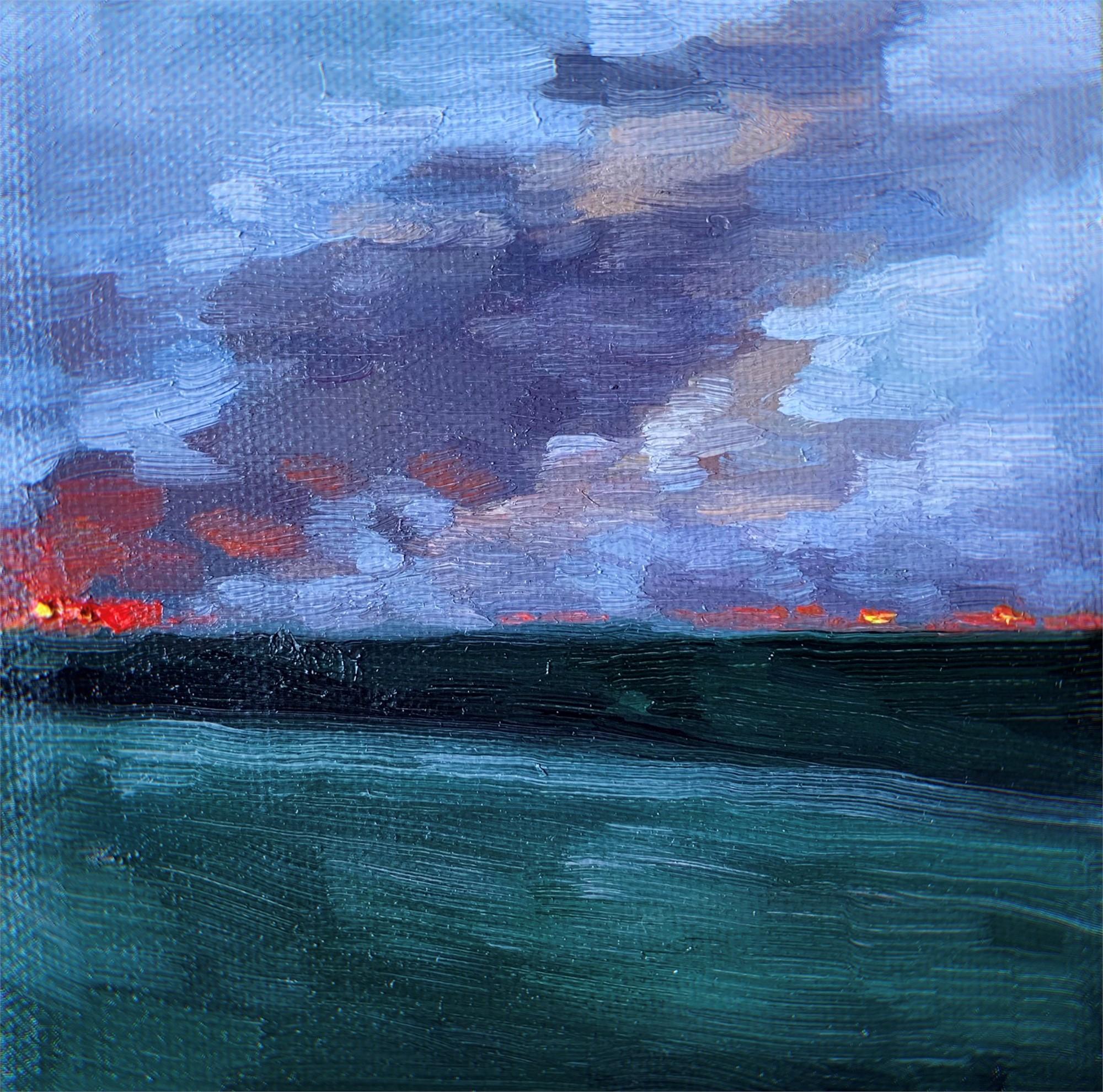 Burning 3 by Daliah Ammar